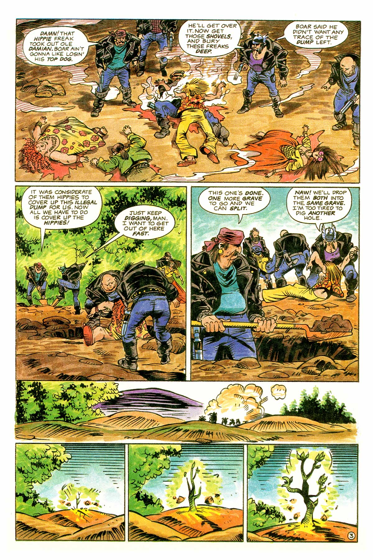 Read online E-man (1993) comic -  Issue # Full - 6