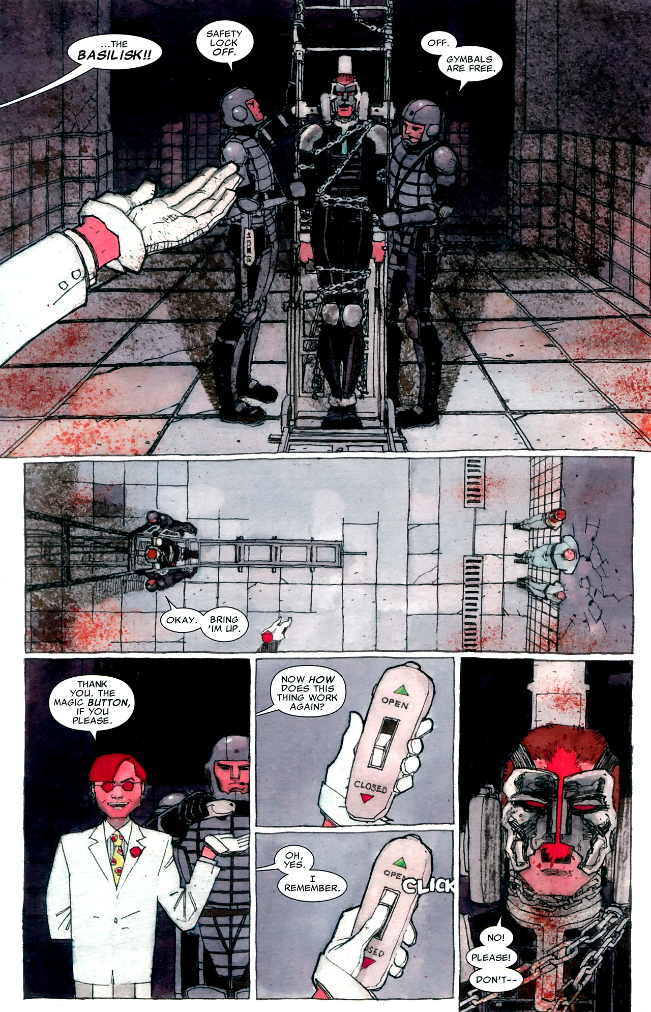 Read online Age of X: Alpha comic -  Issue #Age of X: Alpha Full - 11