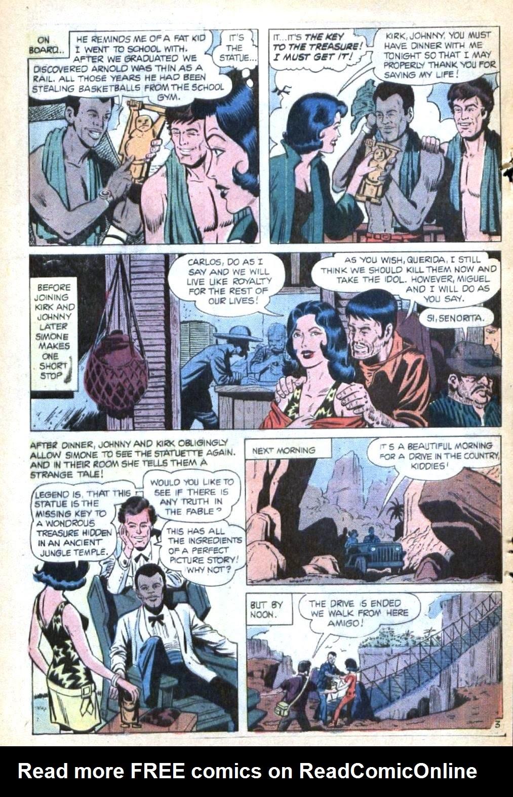 Strange Suspense Stories (1967) issue 3 - Page 16