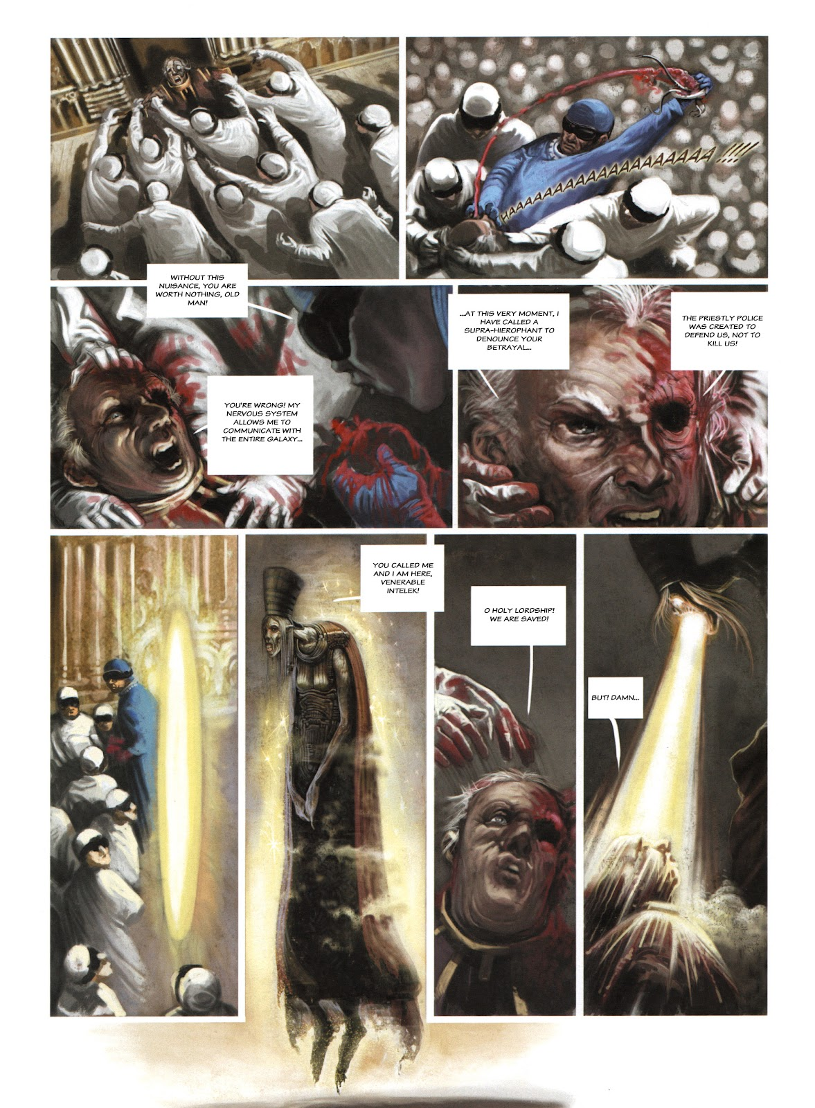 Showman Killer issue 1 - Page 28