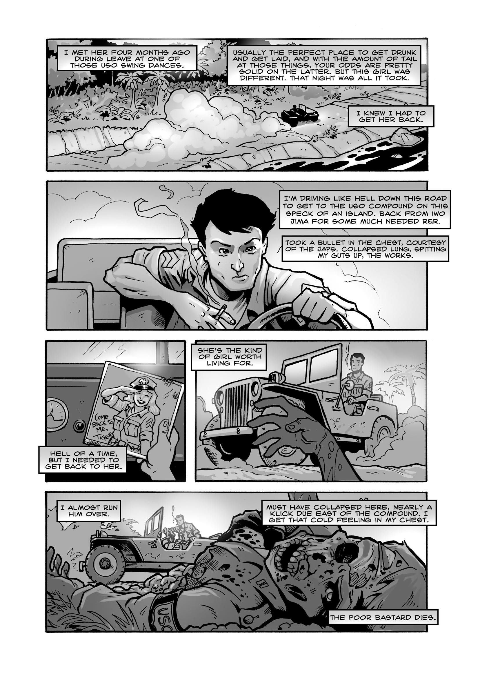 Read online FUBAR comic -  Issue #2 - 125