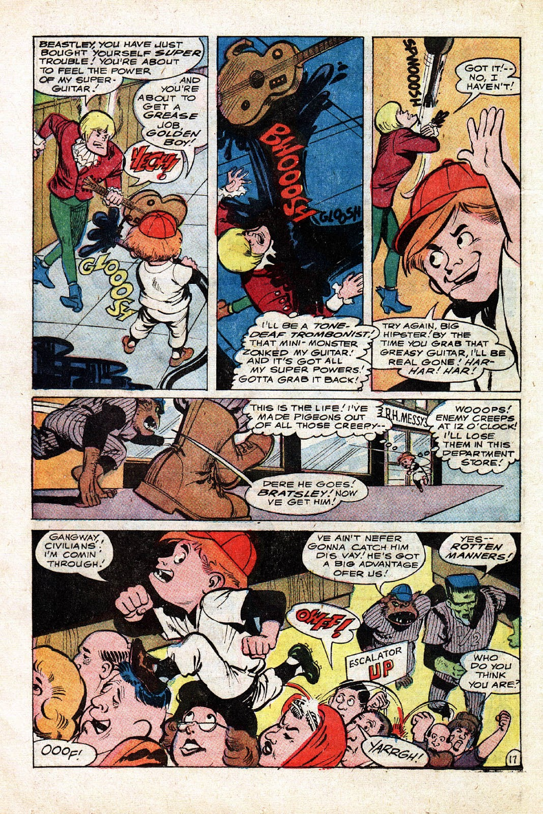 The Adventures of Bob Hope issue 106 - Page 24