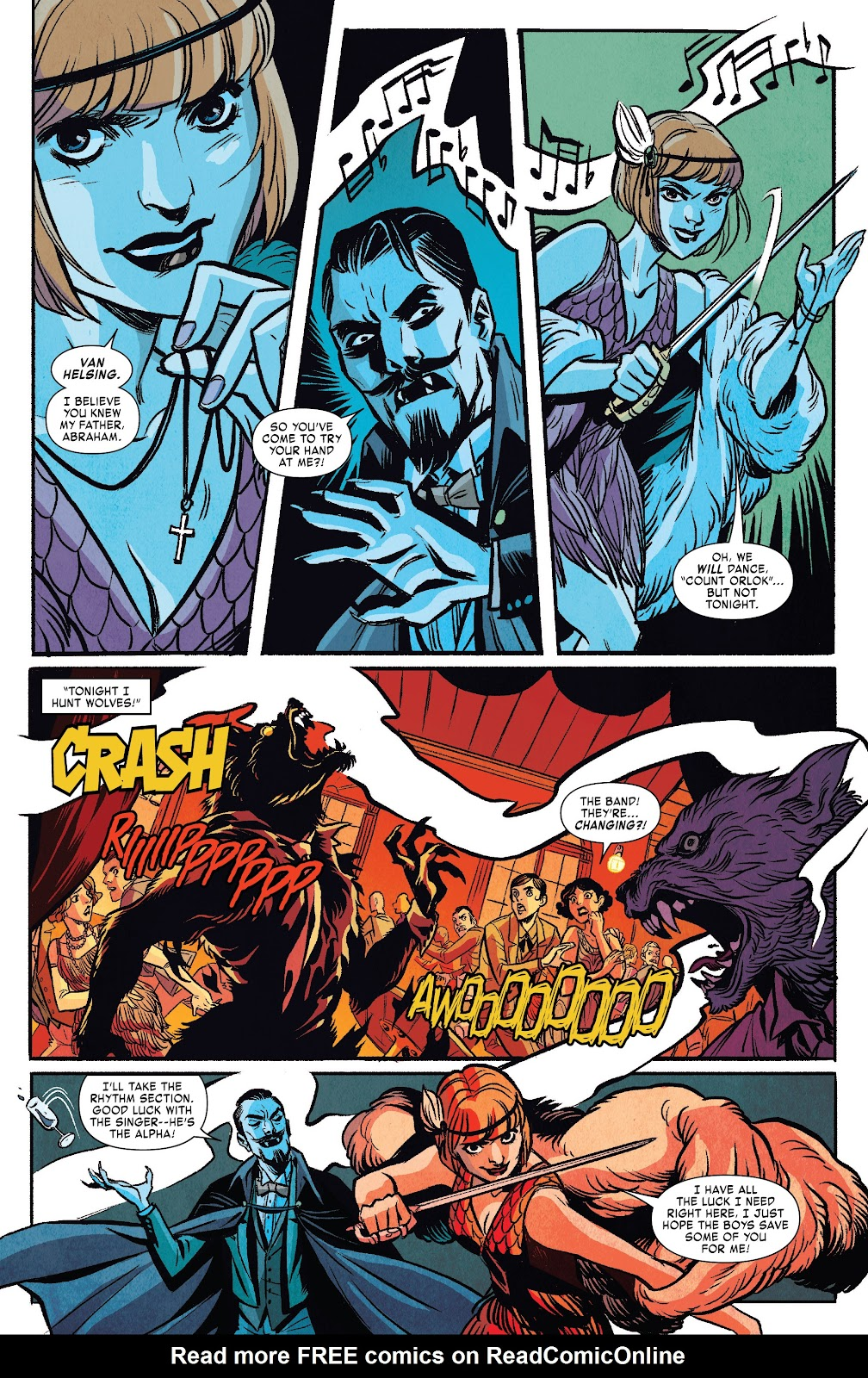 Read online Bizarre Adventures (2019) comic -  Issue # Full - 27