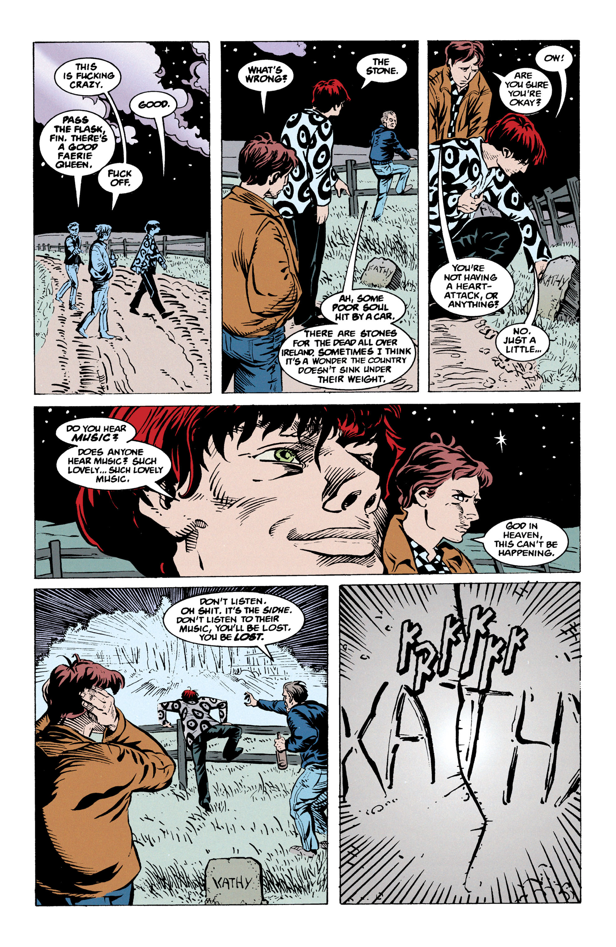 Read online Shade, the Changing Man comic -  Issue #67 - 14