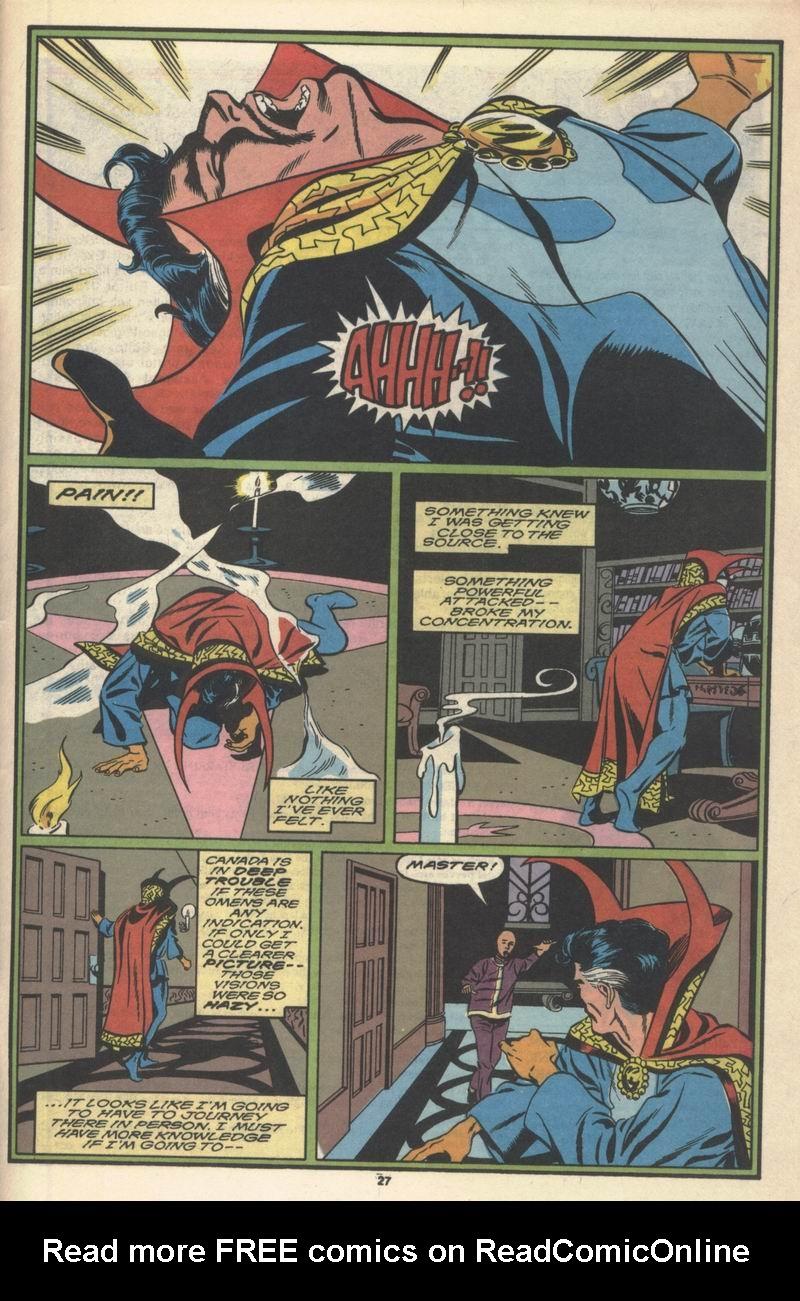 Read online Alpha Flight (1983) comic -  Issue #78 - 23