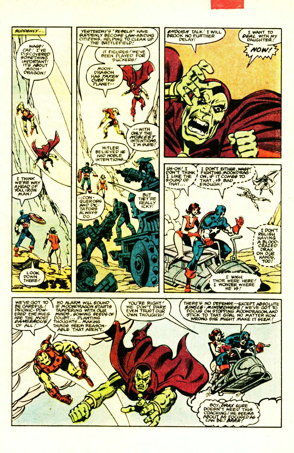 The Avengers (1963) 220 Page 6