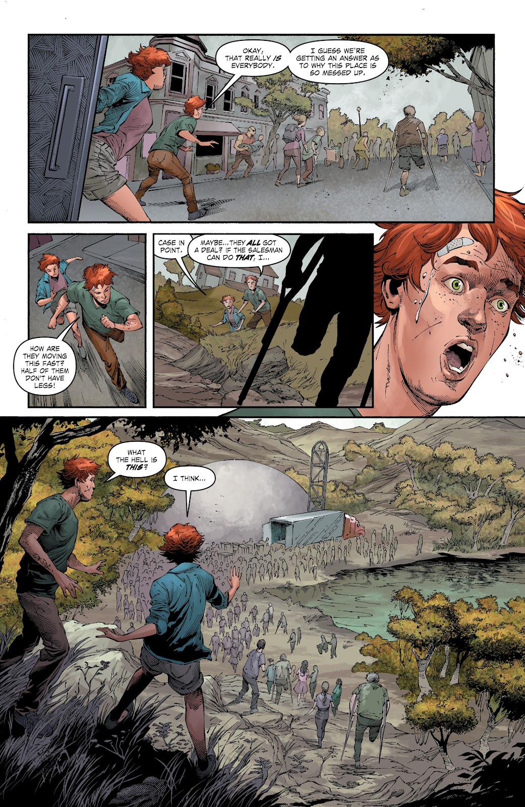 Read online The Curse of Brimstone: Ashes comic -  Issue # TPB (Part 1) - 43