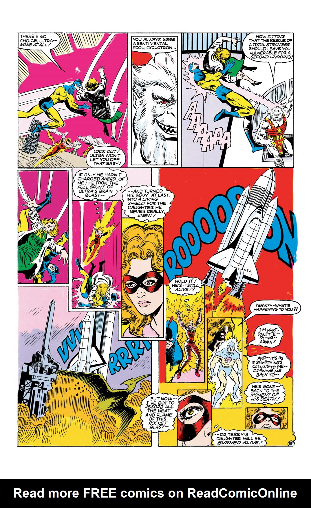 Read online All-Star Squadron comic -  Issue #55 - 16