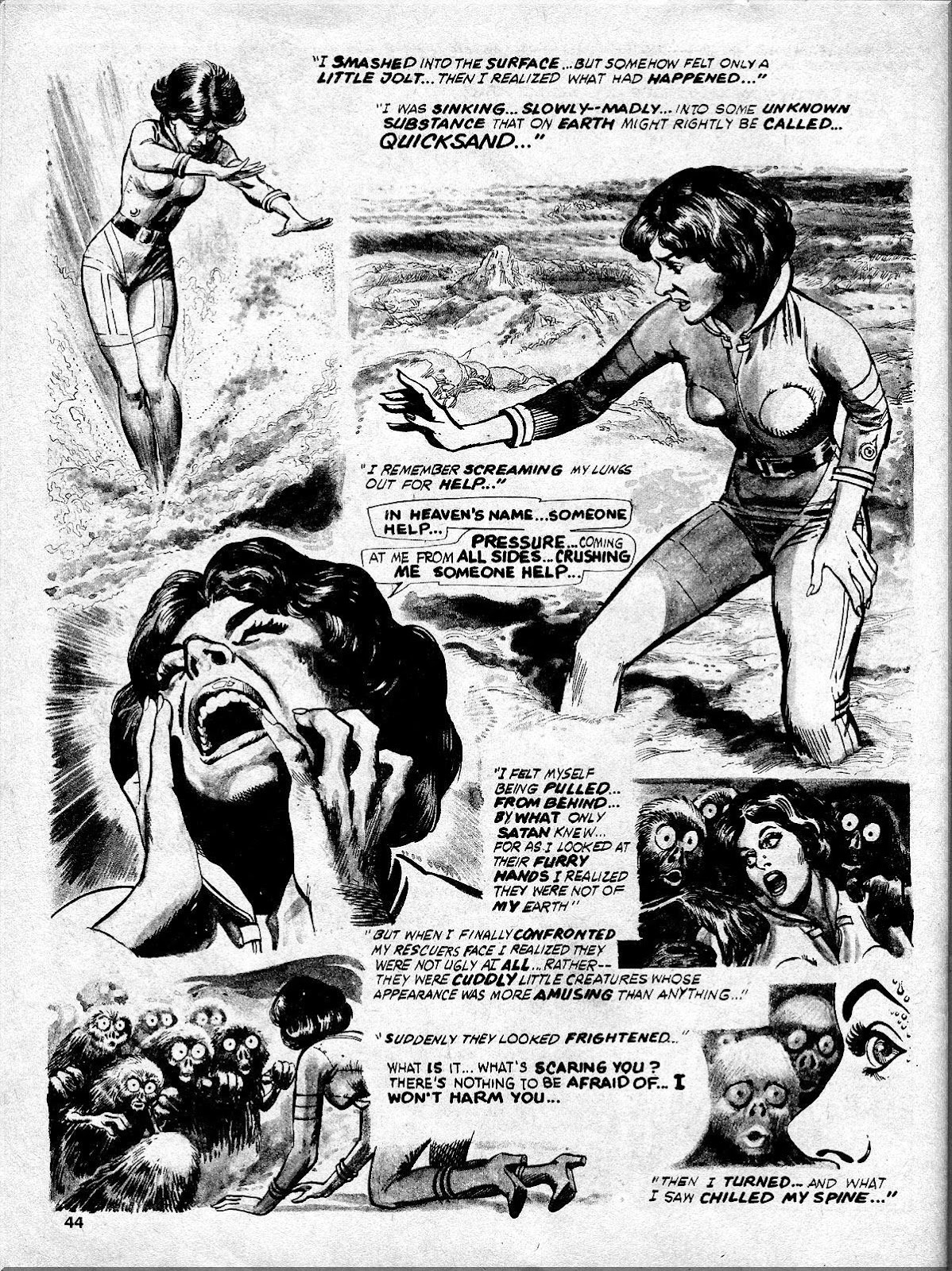 Nightmare (1970) issue 10 - Page 44