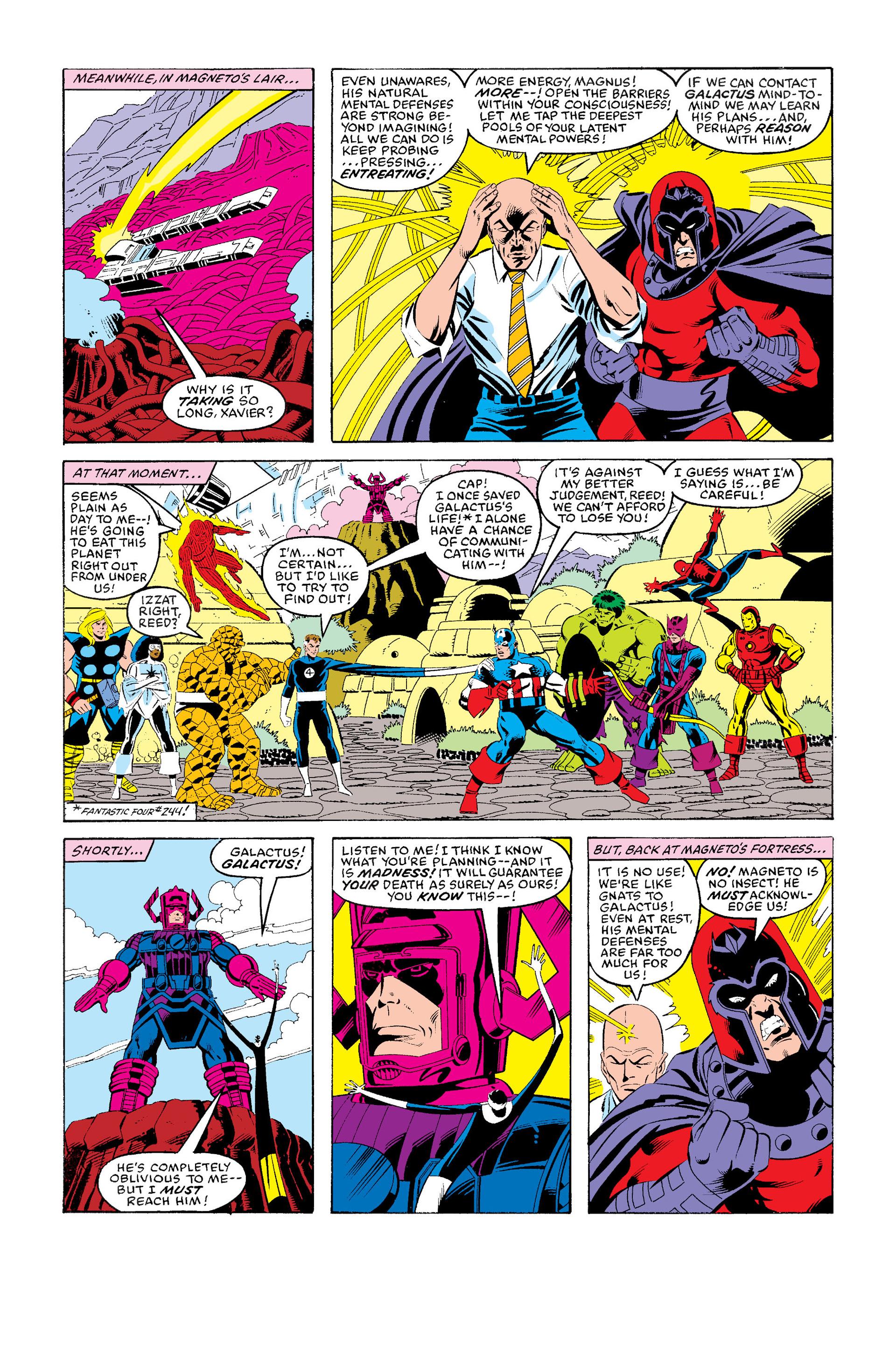 Read online Secret Wars (1985) comic -  Issue #5 - 14