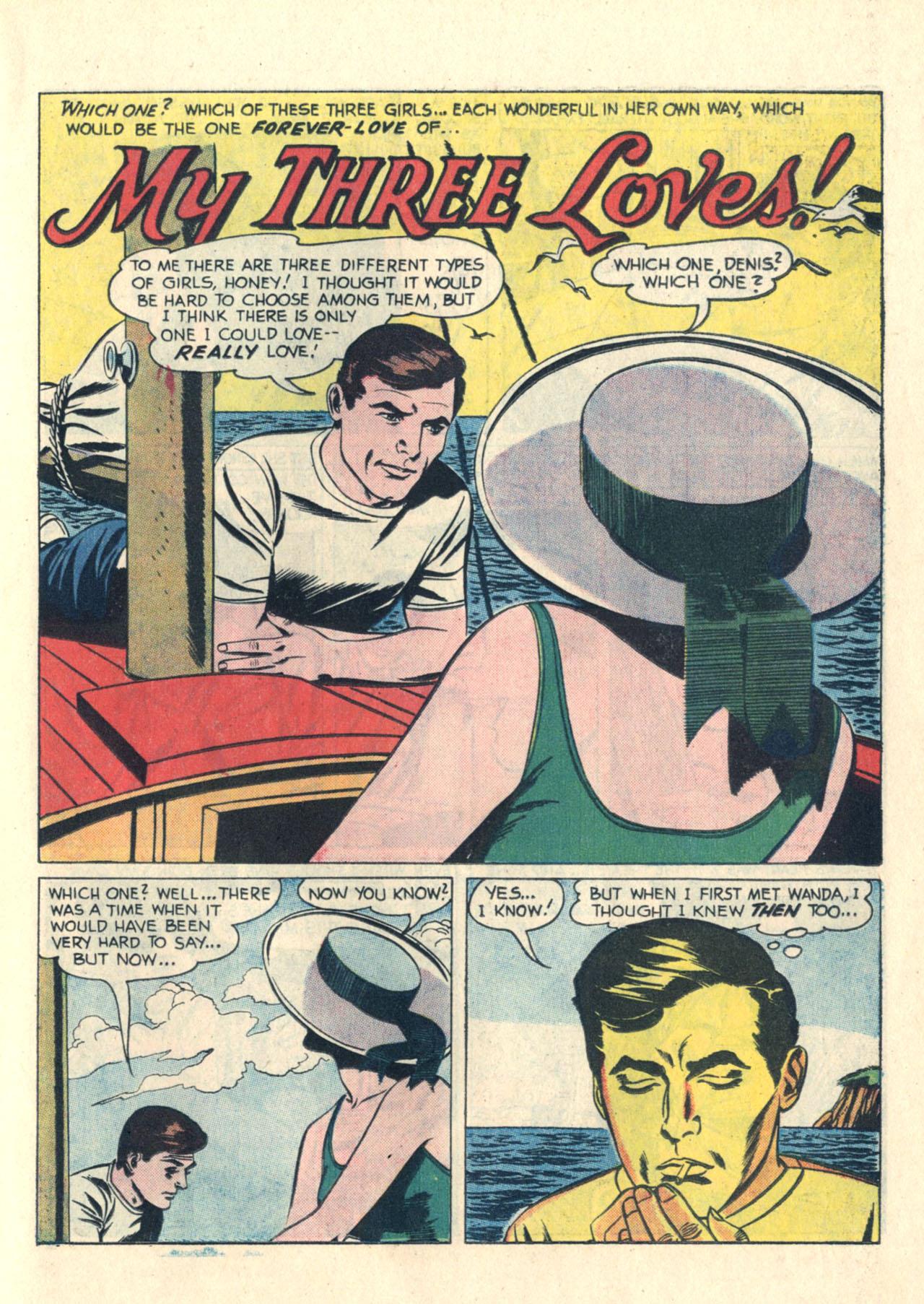 Read online Secret Hearts comic -  Issue #113 - 11