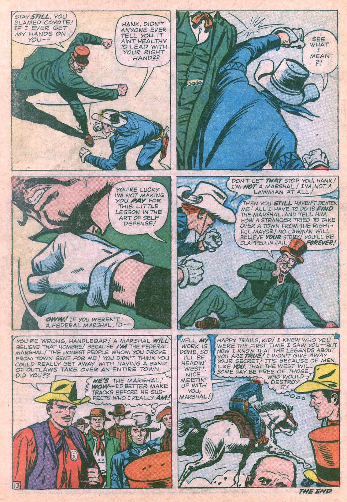 The Rawhide Kid (1955) issue 36 - Page 18