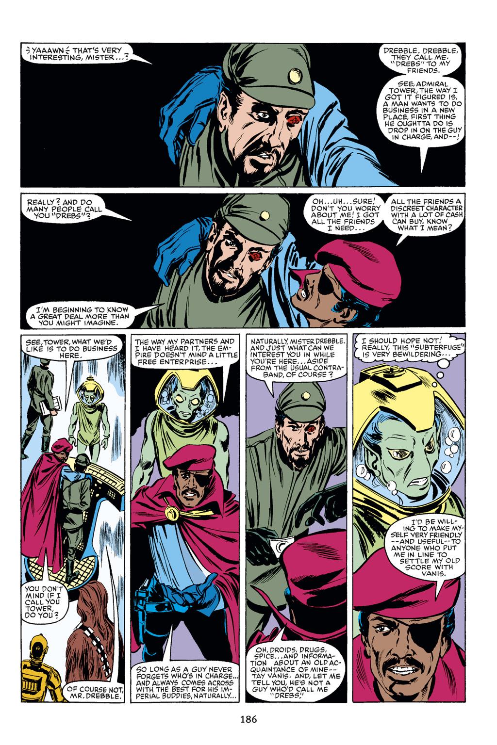 Read online Star Wars Omnibus comic -  Issue # Vol. 18 - 174