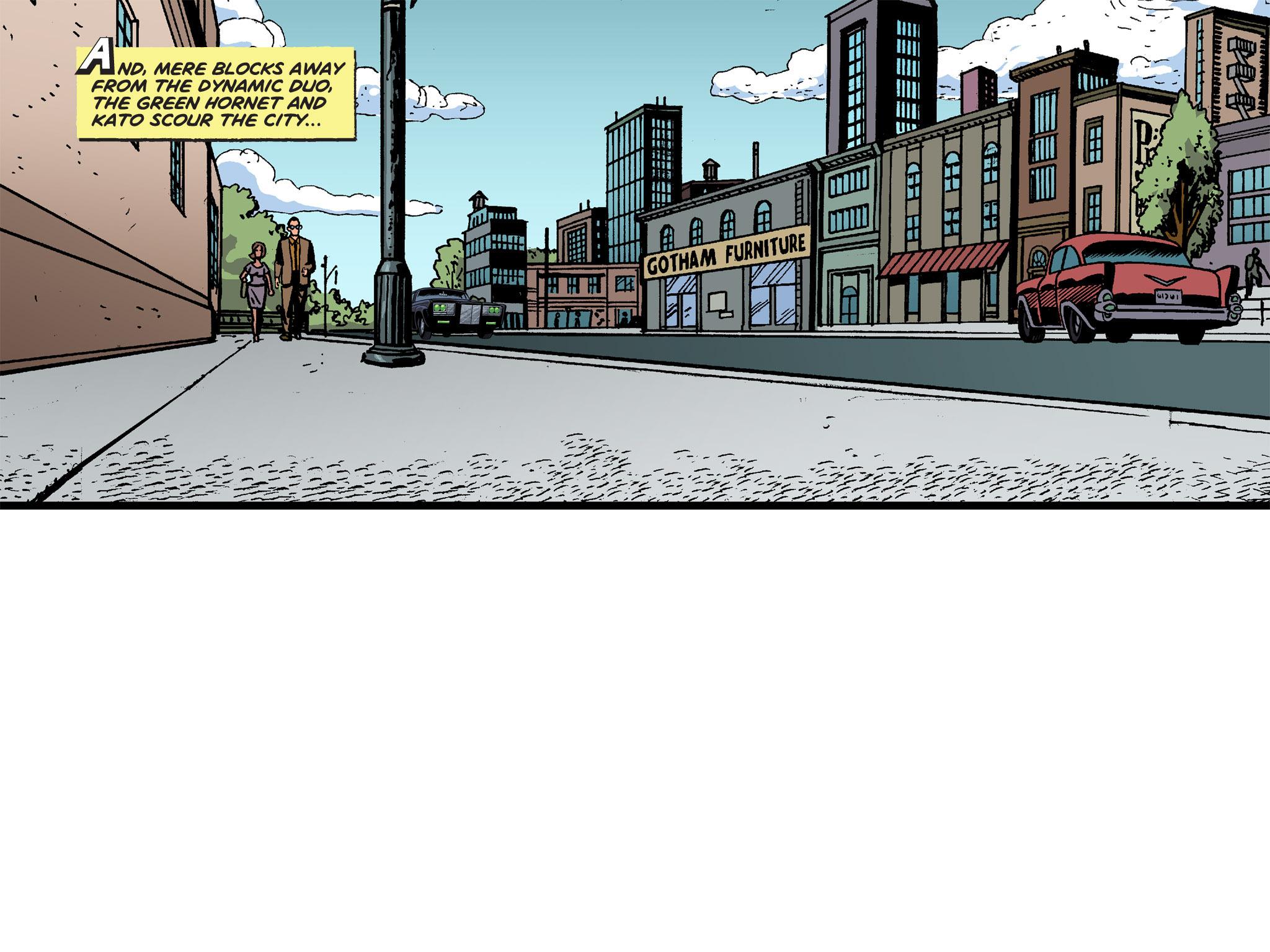 Read online Batman '66 Meets the Green Hornet [II] comic -  Issue #4 - 74