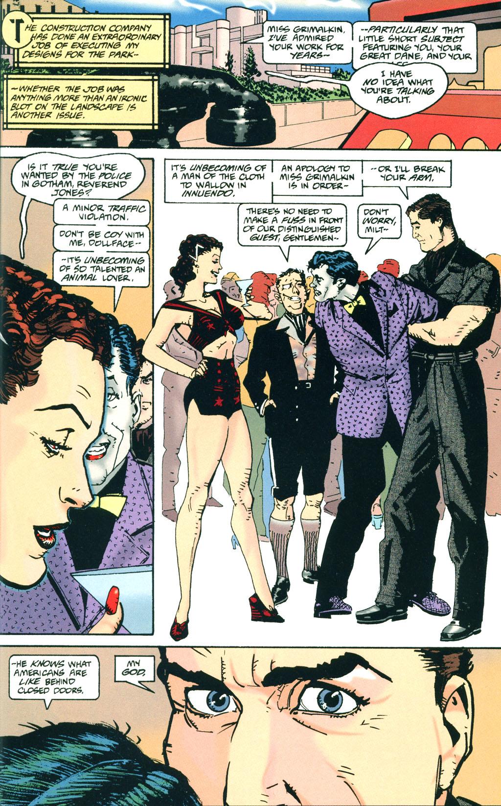 Read online Batman: Dark Allegiances comic -  Issue # Full - 47