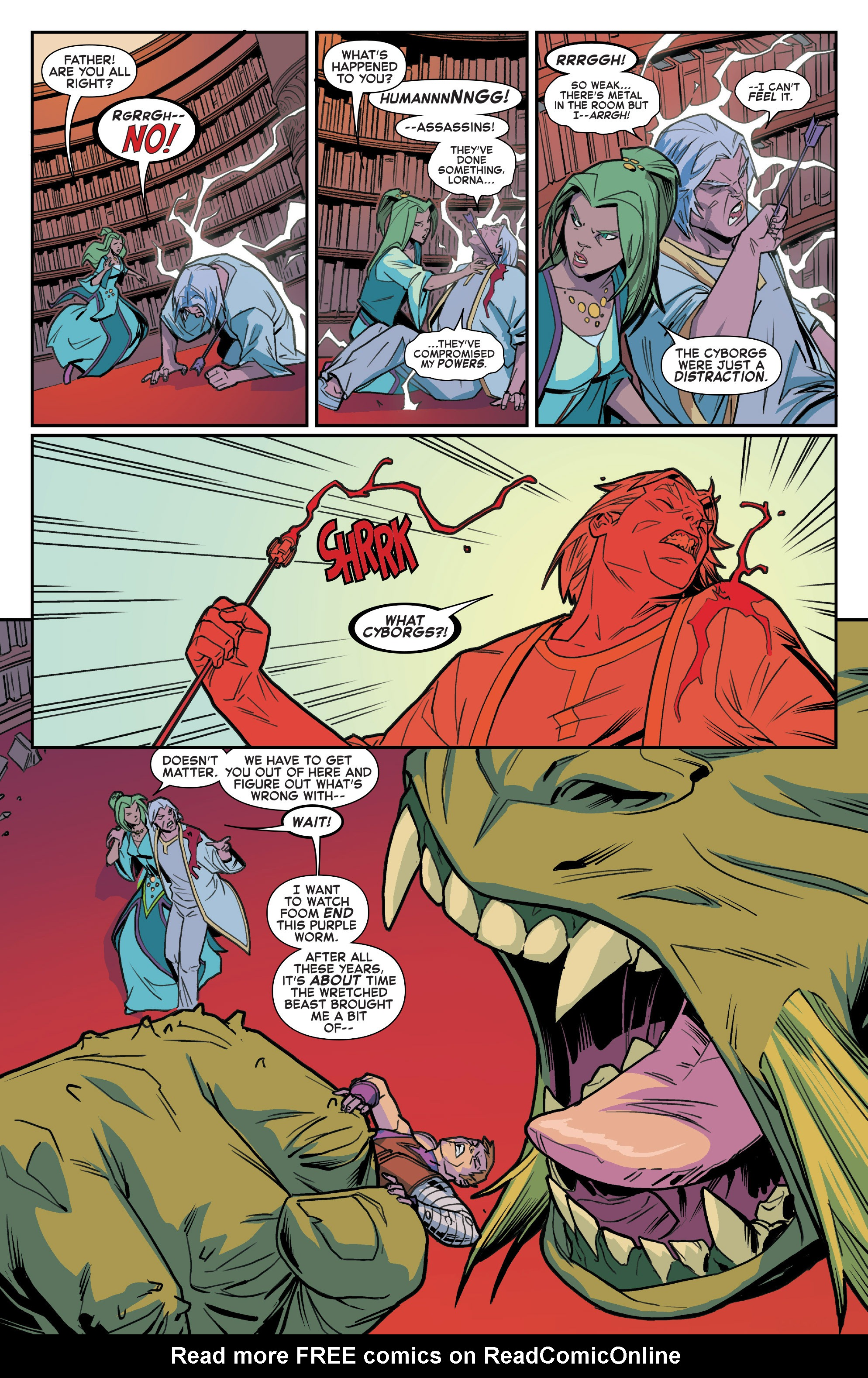 Read online House of M (2015) comic -  Issue #2 - 20