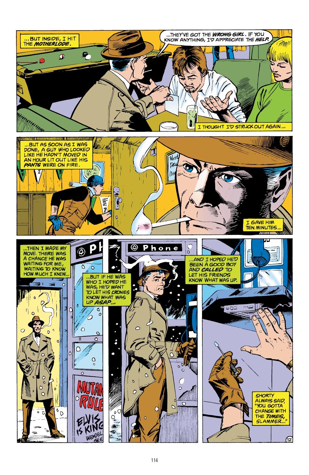 Read online Detective Comics (1937) comic -  Issue # _TPB Batman - The Dark Knight Detective 1 (Part 2) - 14