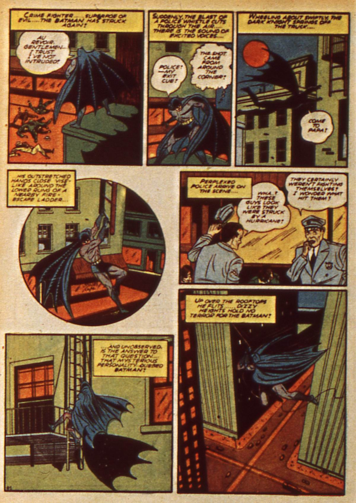 Read online Detective Comics (1937) comic -  Issue #47 - 4