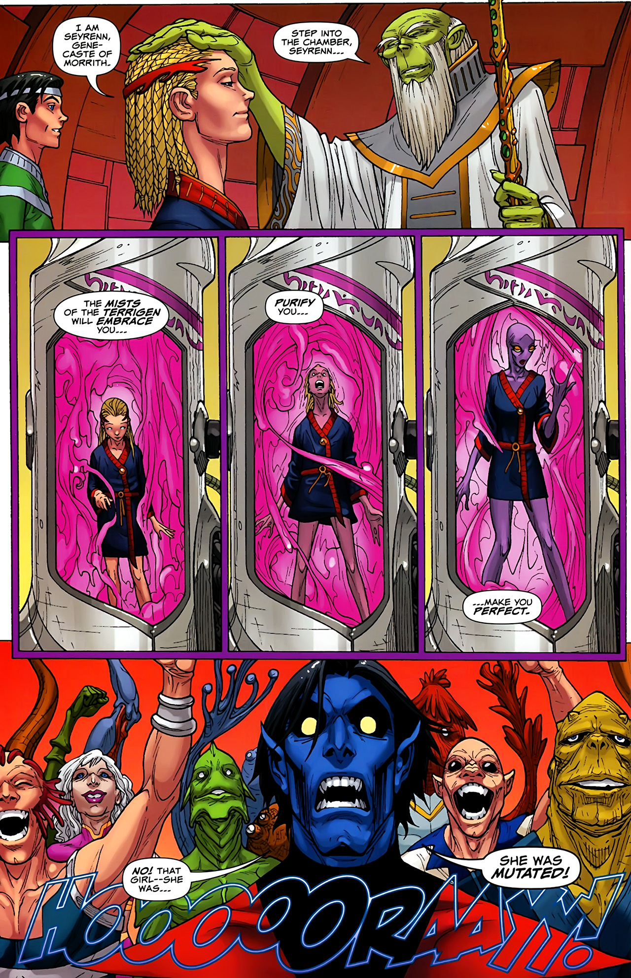 Read online Uncanny X-Men: First Class comic -  Issue #1 - 20