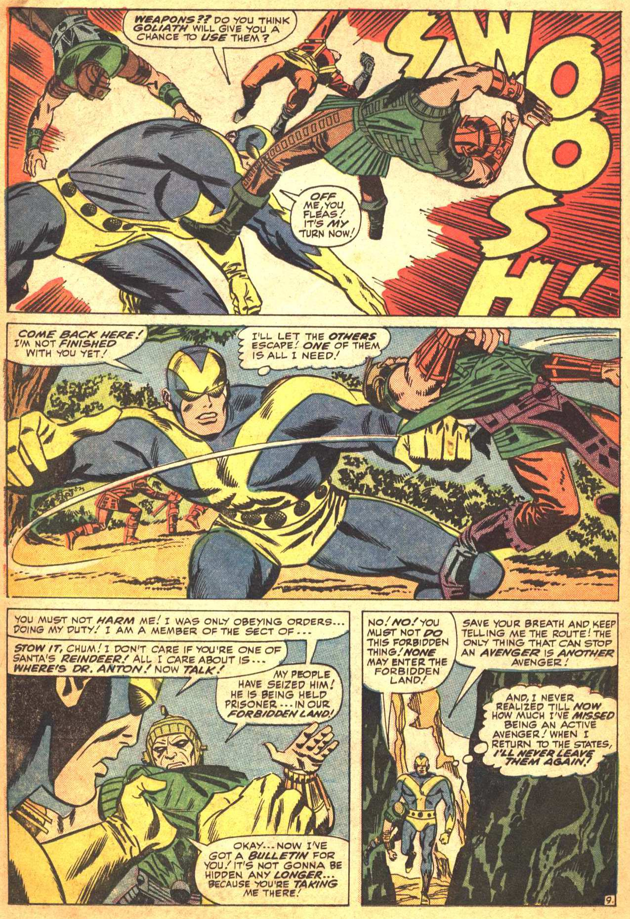 The Avengers (1963) 30 Page 9