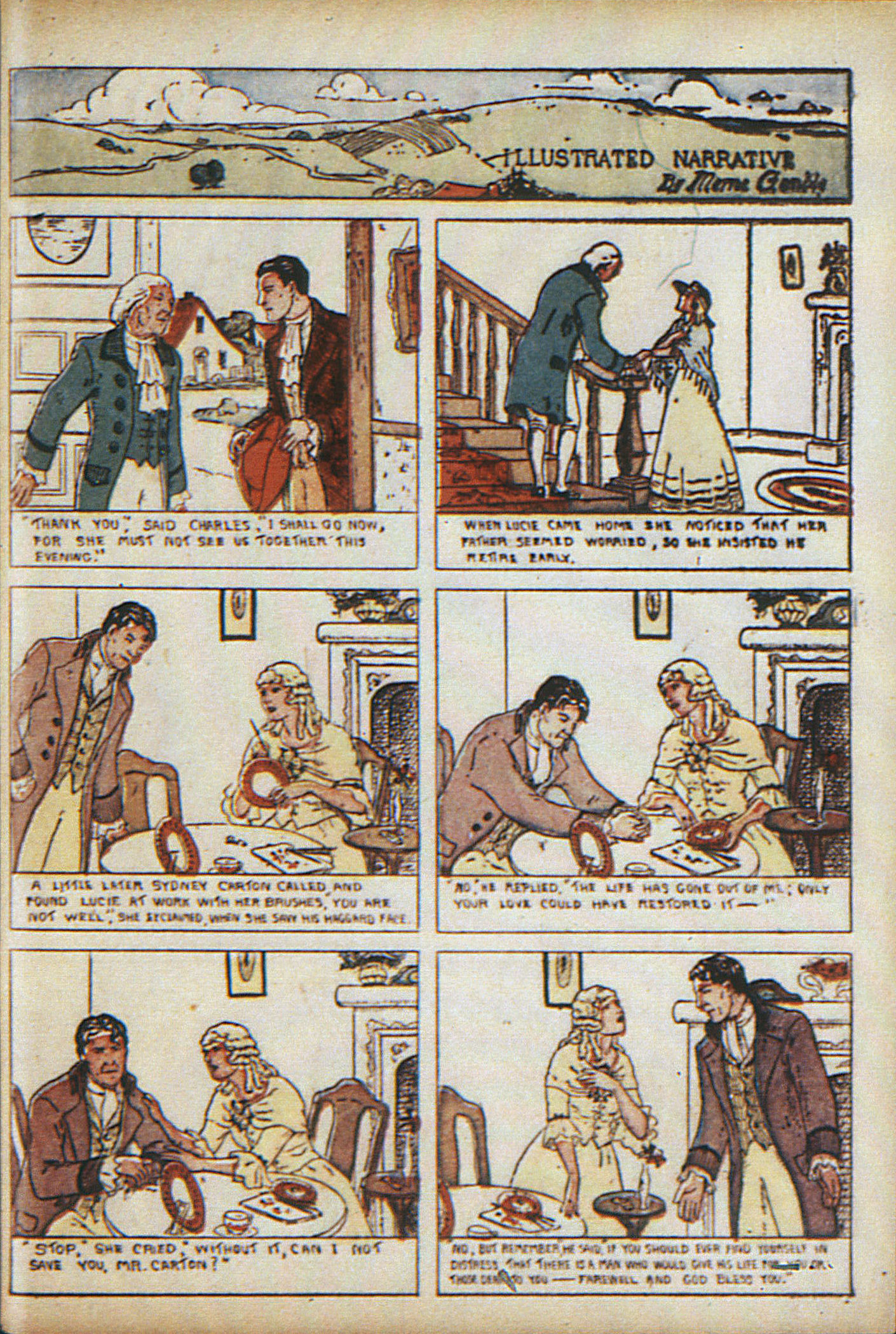 Read online Adventure Comics (1938) comic -  Issue #10 - 58