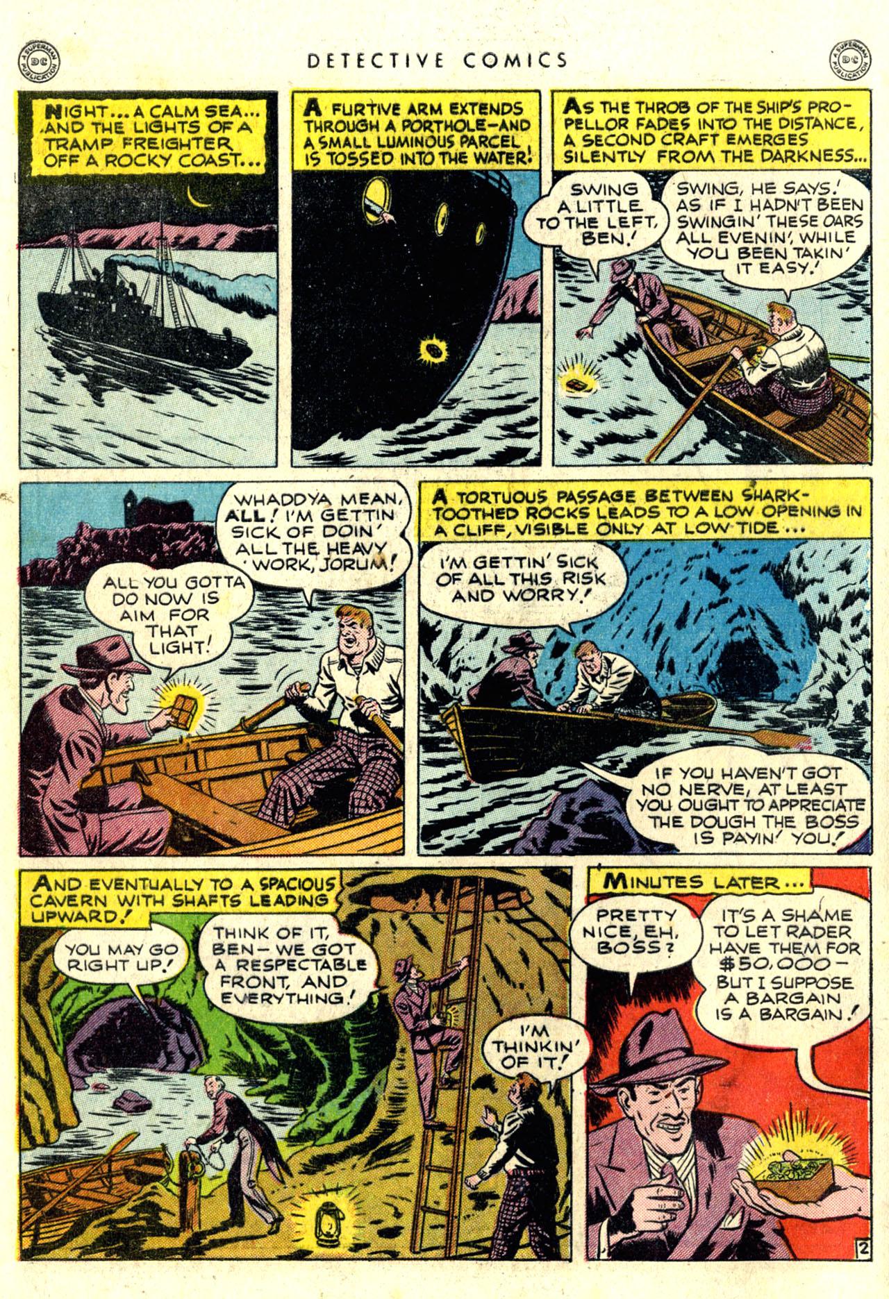 Read online Detective Comics (1937) comic -  Issue #100 - 4