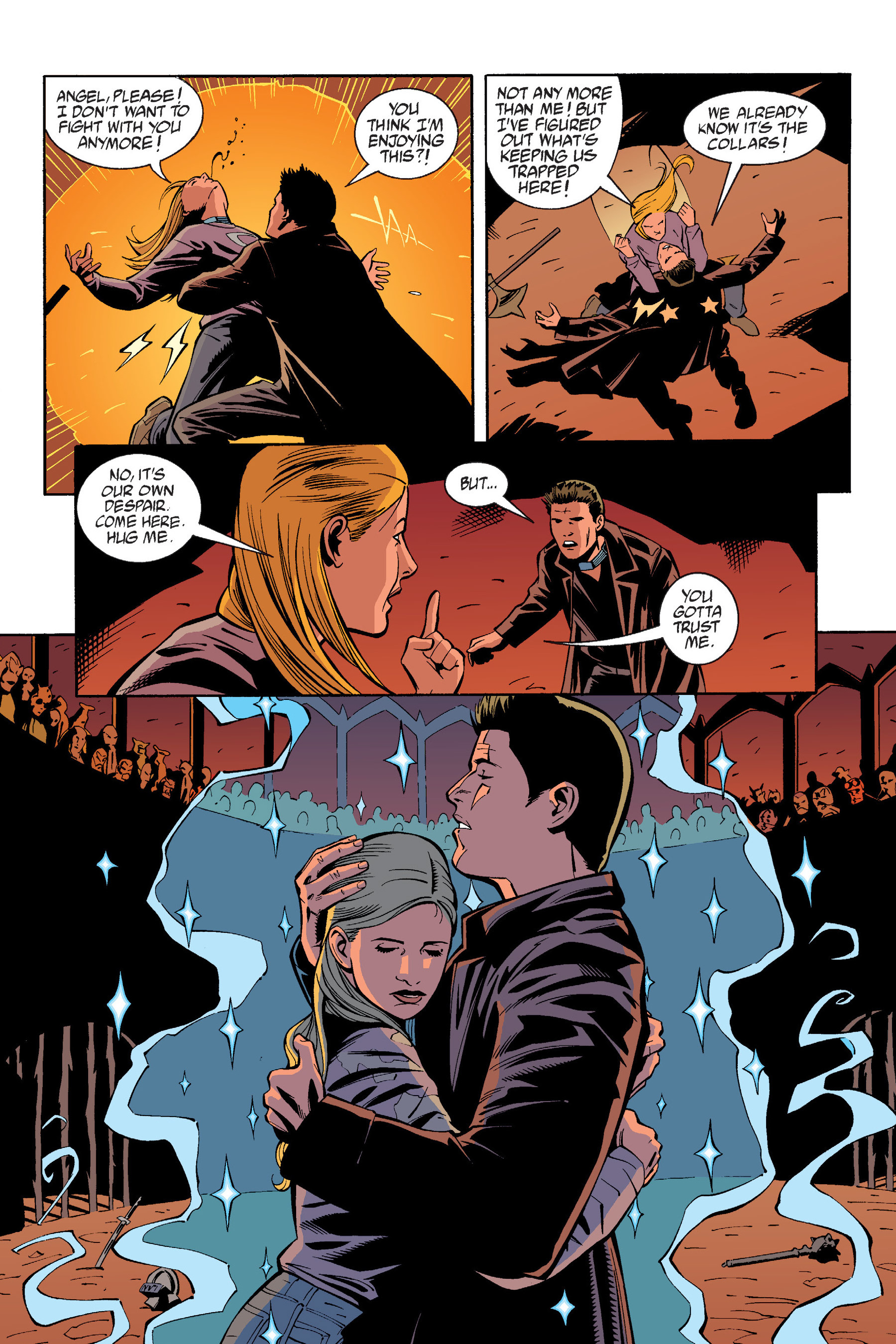 Read online Buffy the Vampire Slayer: Omnibus comic -  Issue # TPB 6 - 24