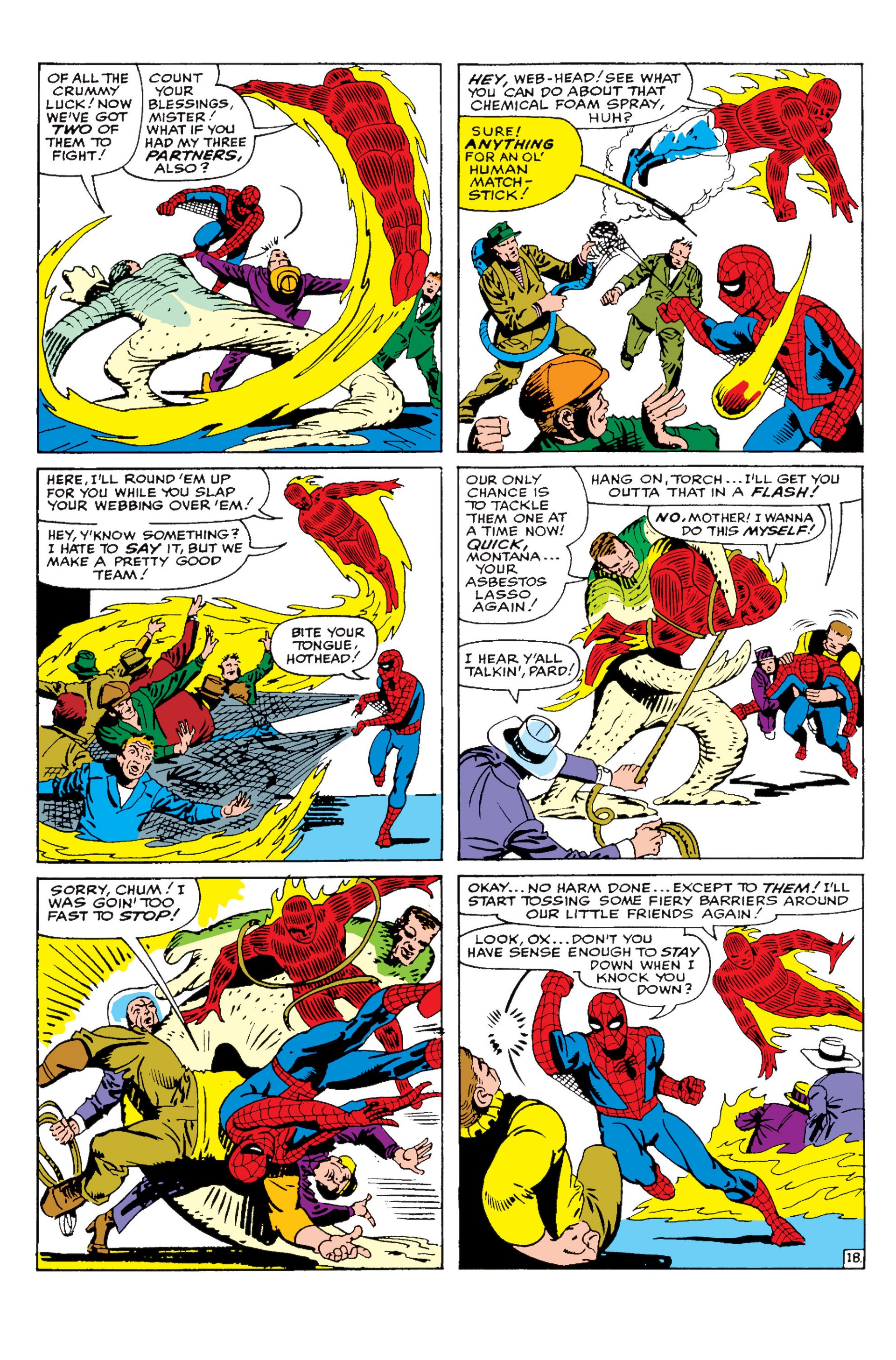 The Amazing Spider-Man (1963) 19 Page 18