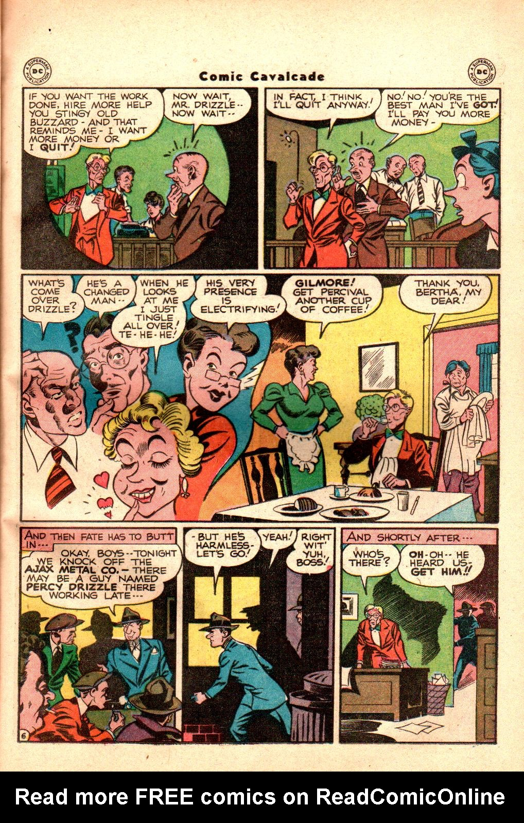 Comic Cavalcade issue 21 - Page 25