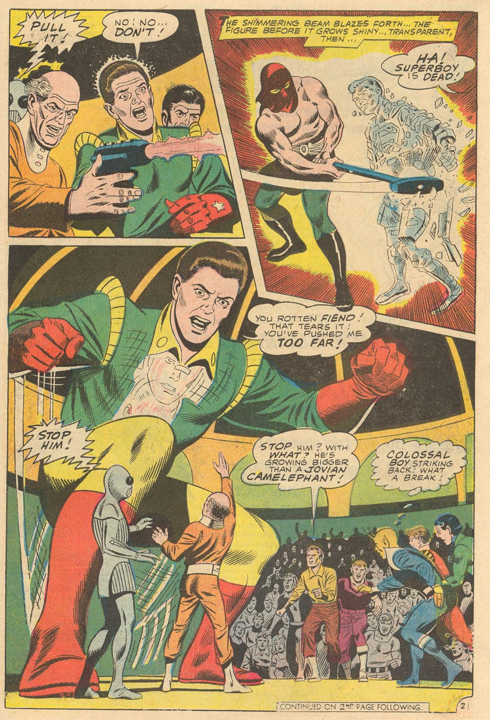 Read online Adventure Comics (1938) comic -  Issue #372 - 26