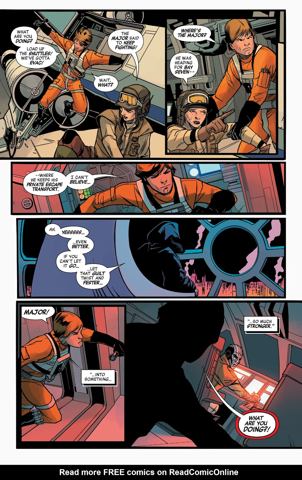 Read online Star Wars: Age of Rebellion - Heroes comic -  Issue # TPB - 89