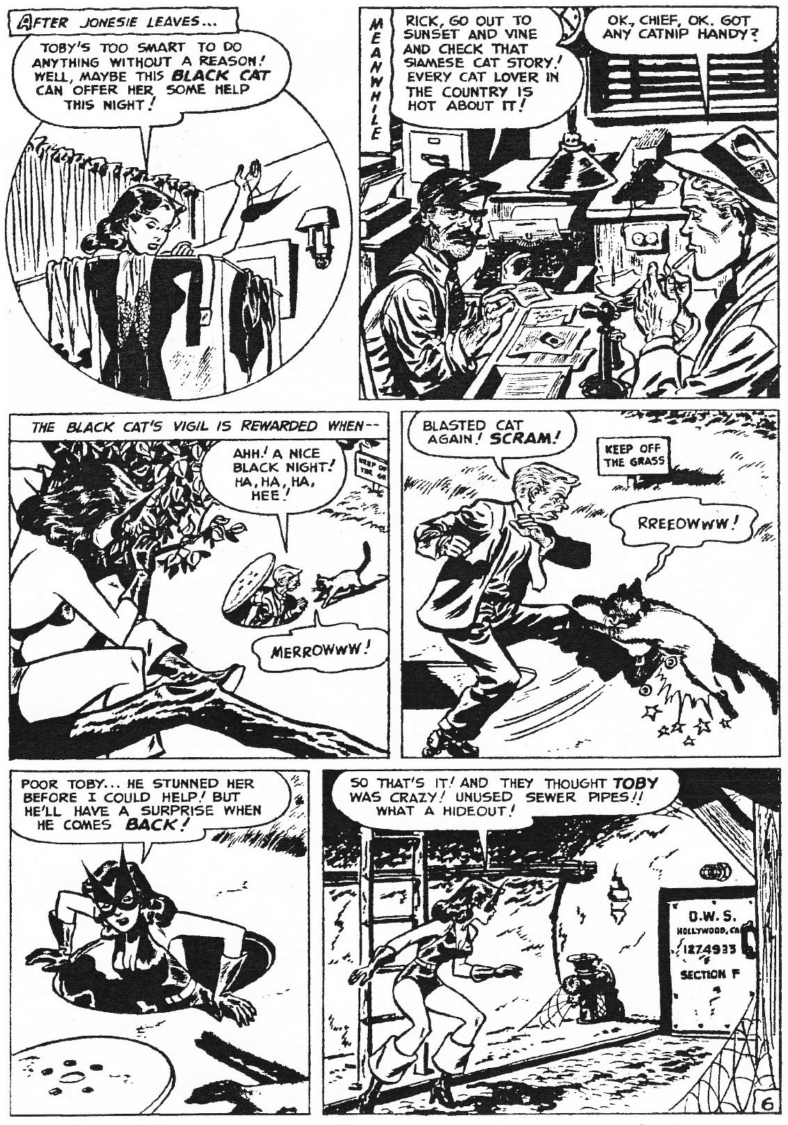 Read online Men of Mystery Comics comic -  Issue #82 - 126