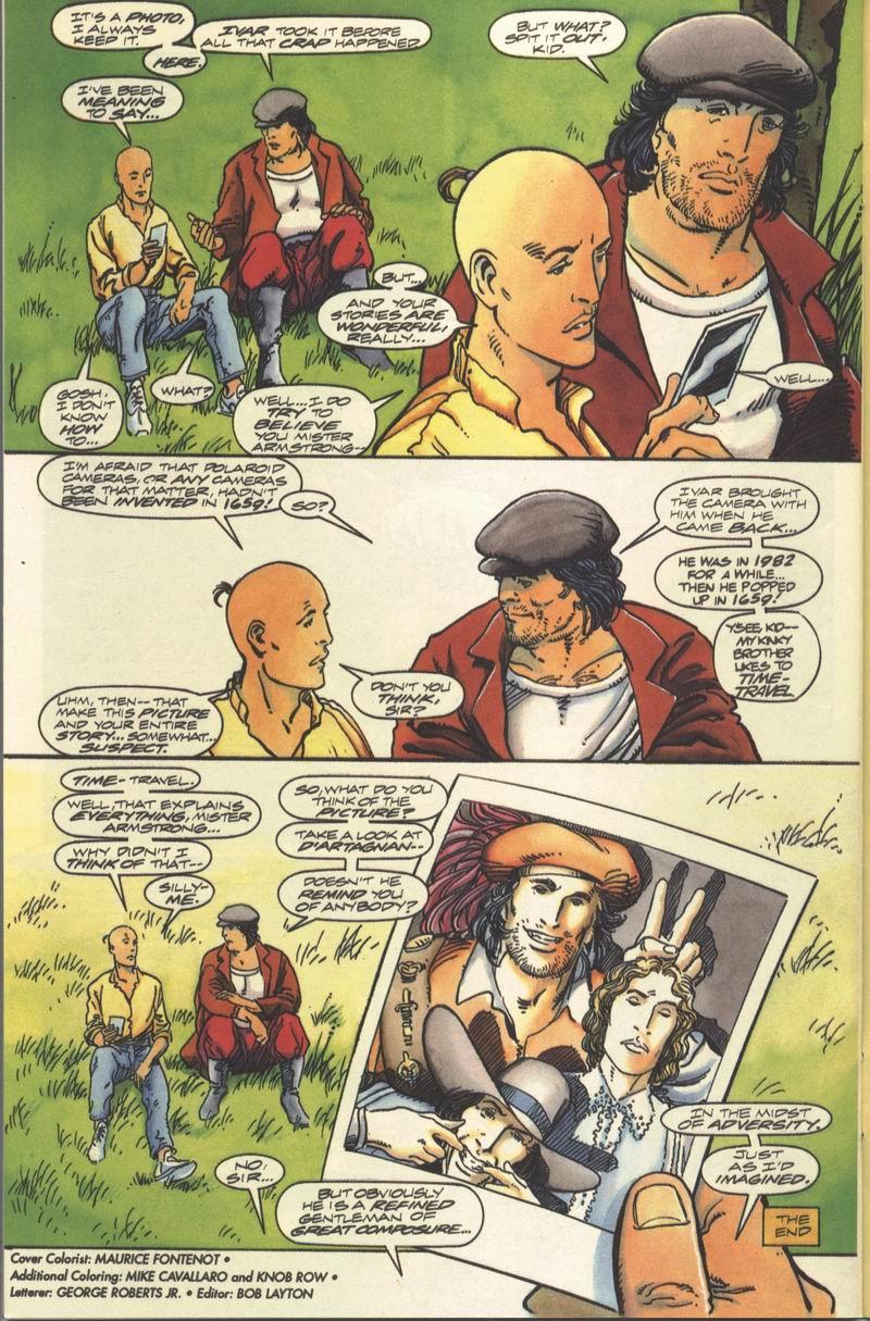 Read online Eternal Warrior (1992) comic -  Issue #8 - 36