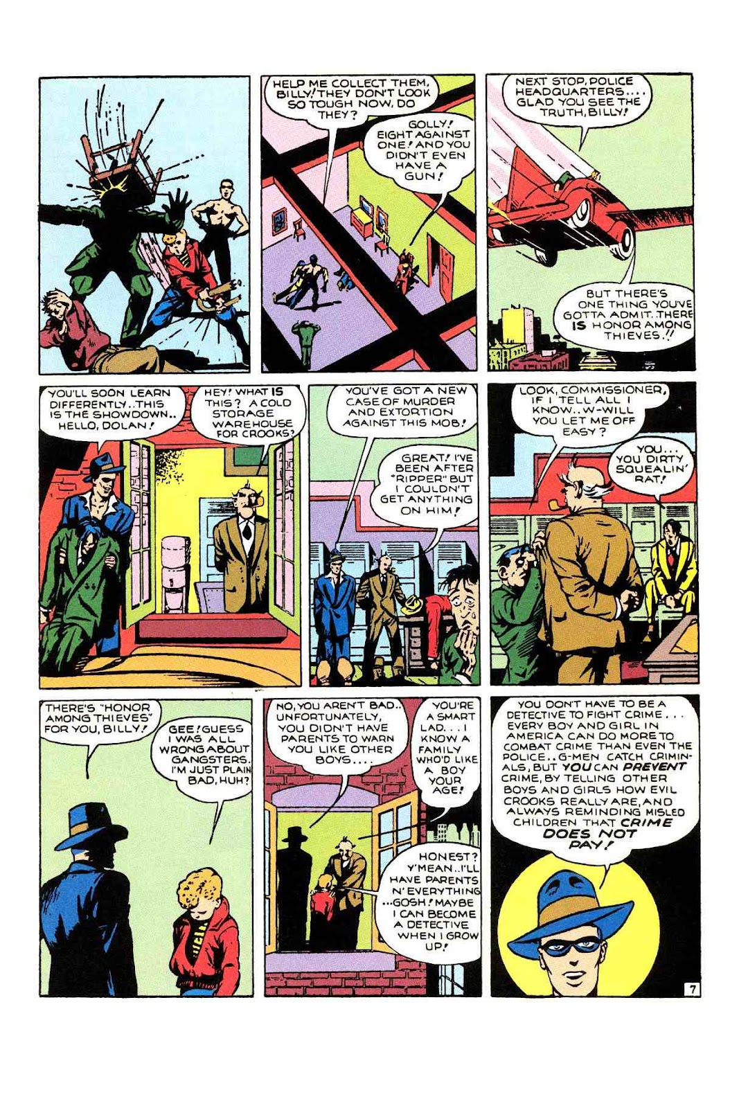 Read online Will Eisner's The Spirit Archives comic -  Issue # TPB 1 (Part 1) - 92