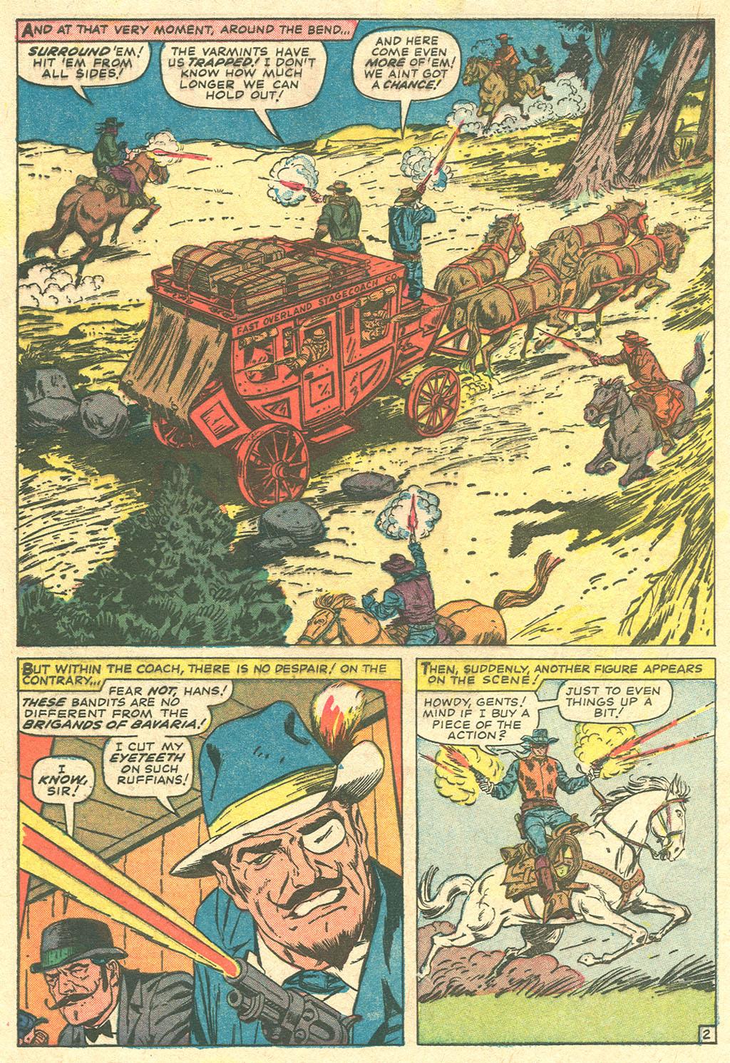 Read online Two-Gun Kid comic -  Issue #81 - 4