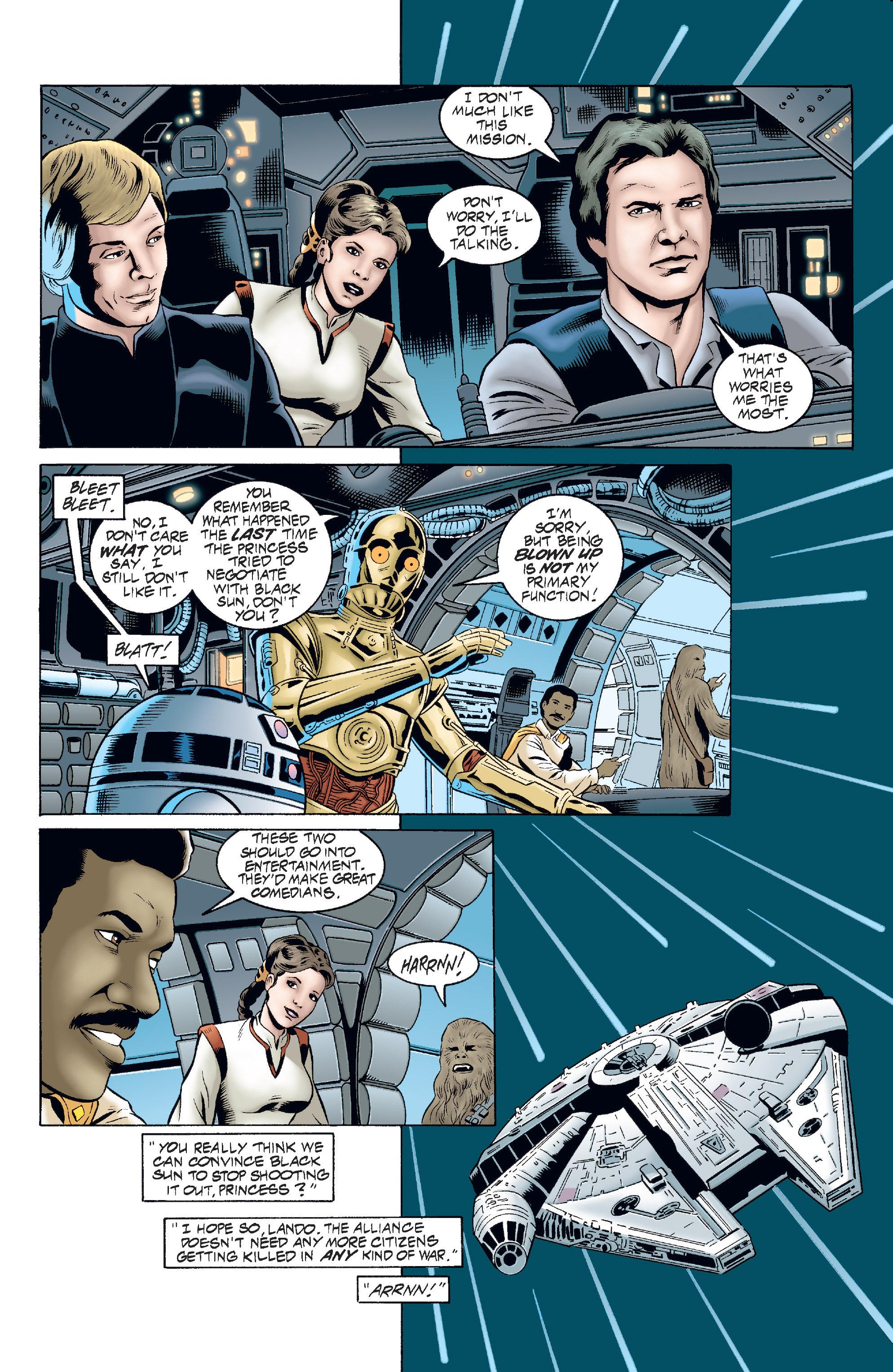 Read online Star Wars Omnibus comic -  Issue # Vol. 11 - 350