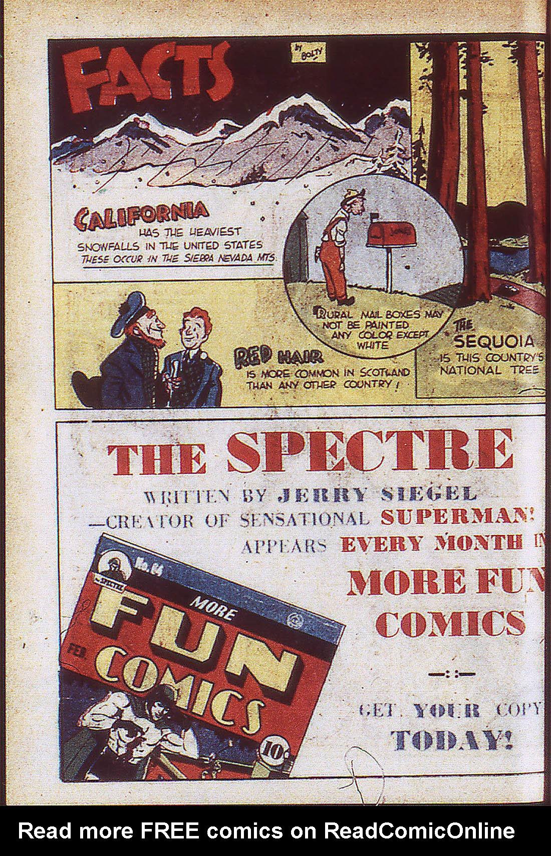 Read online Adventure Comics (1938) comic -  Issue #59 - 27