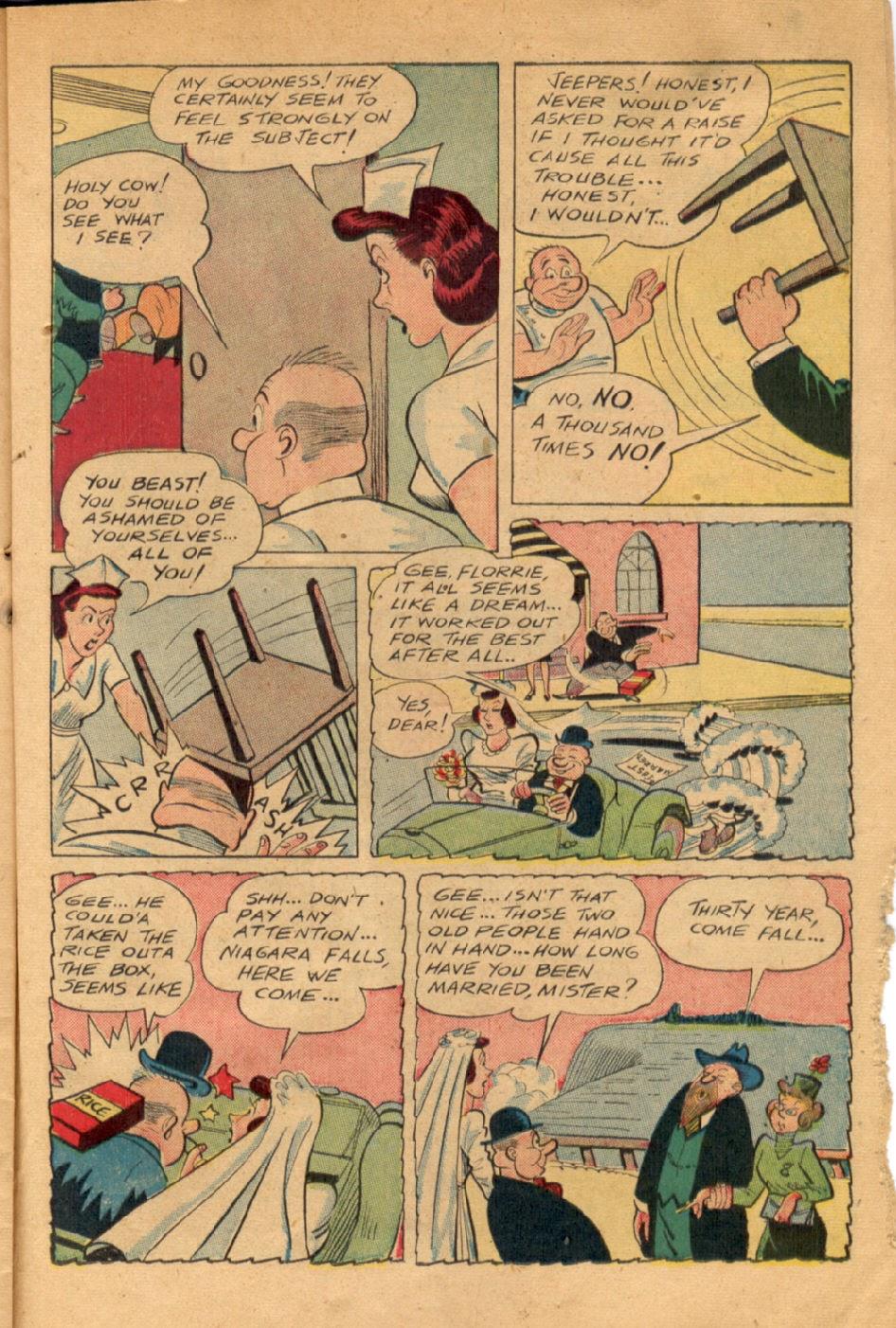 Read online Super-Magician Comics comic -  Issue #43 - 39