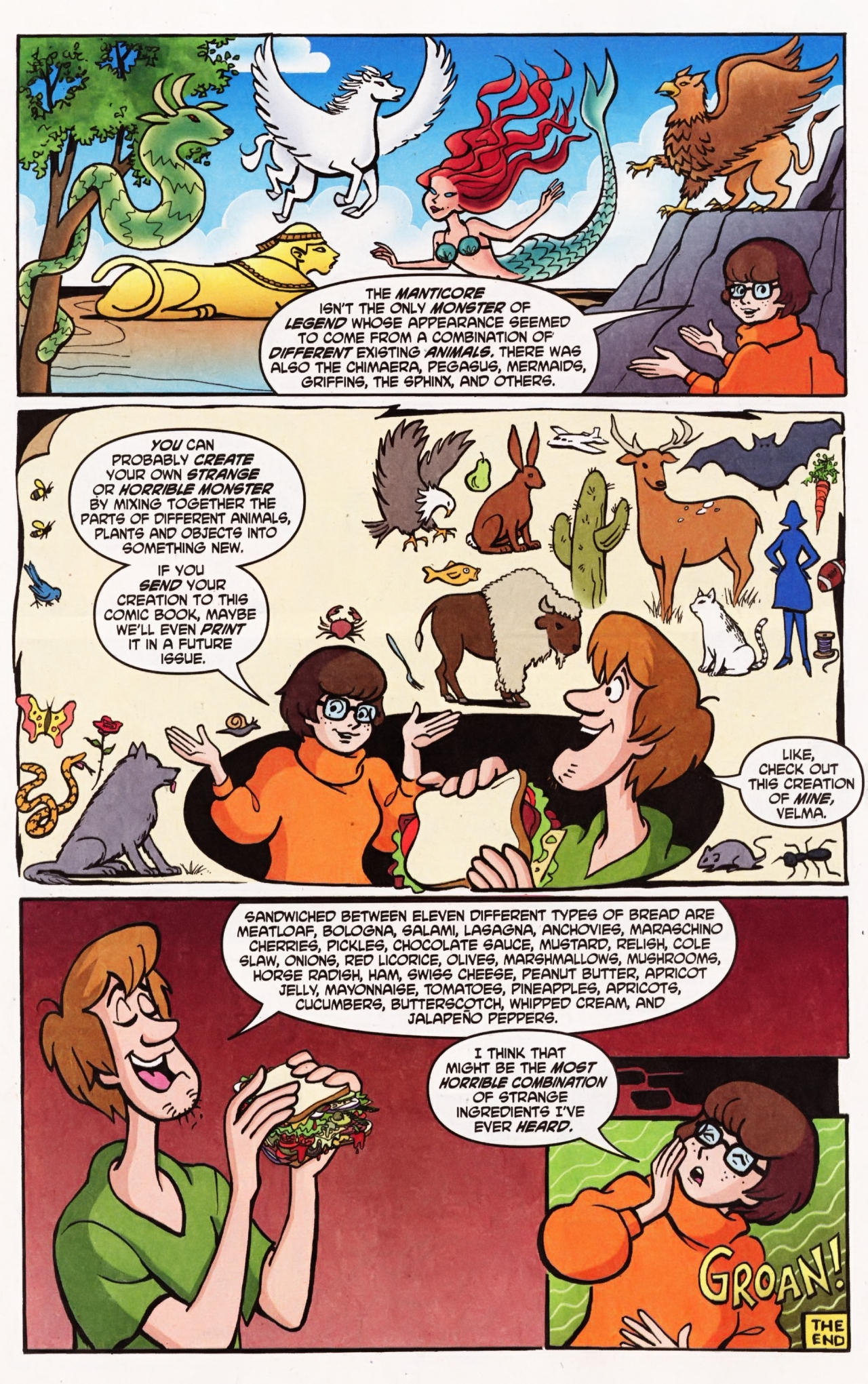 Read online Scooby-Doo (1997) comic -  Issue #132 - 21