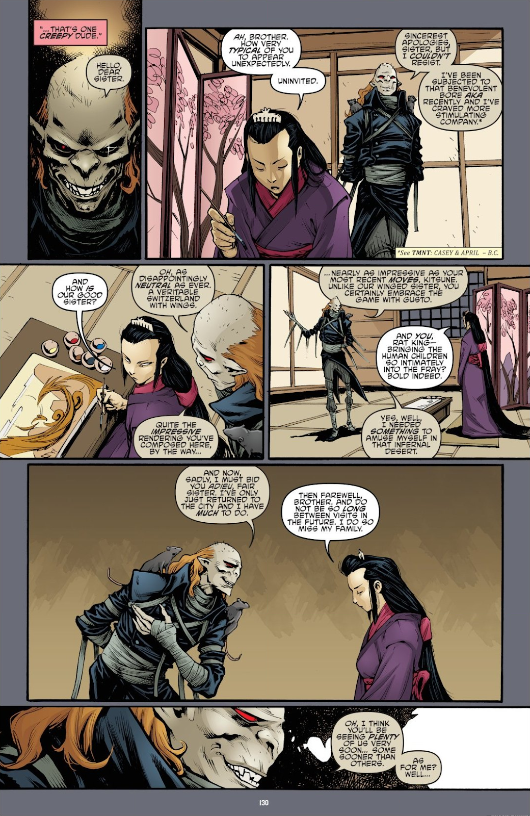 Read online Teenage Mutant Ninja Turtles: The IDW Collection comic -  Issue # TPB 7 (Part 2) - 26