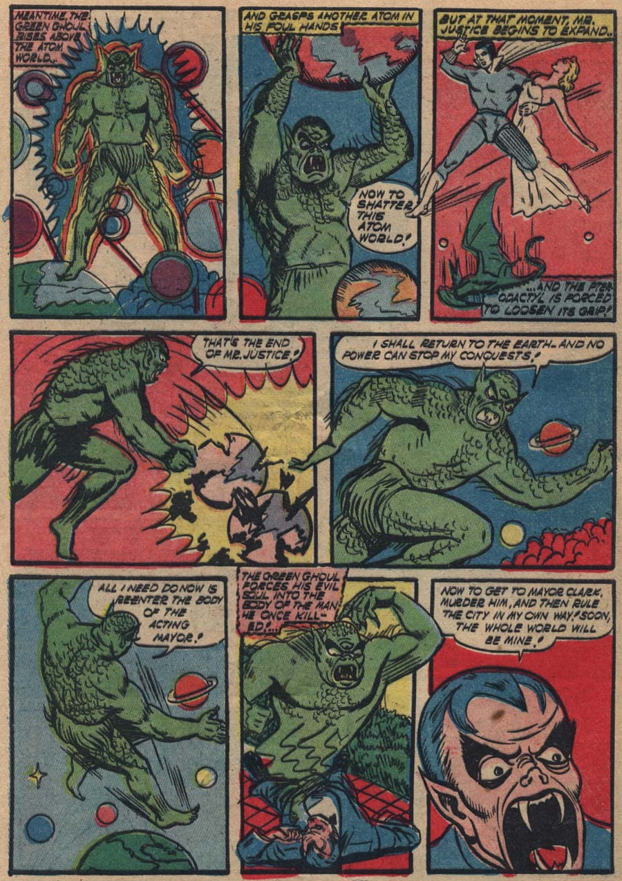 Blue Ribbon Comics (1939) issue 18 - Page 59