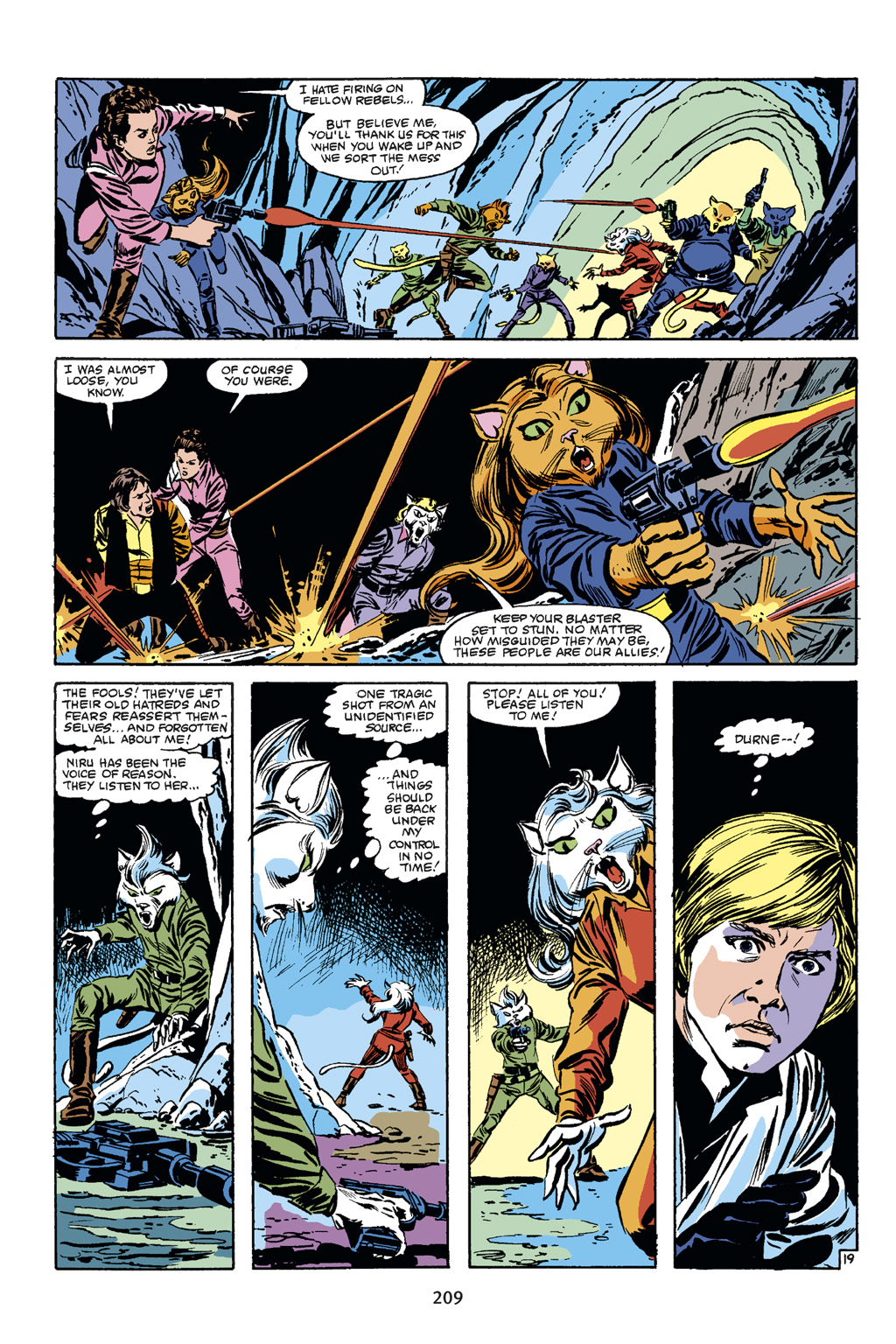 Read online Star Wars Omnibus comic -  Issue # Vol. 21 - 201