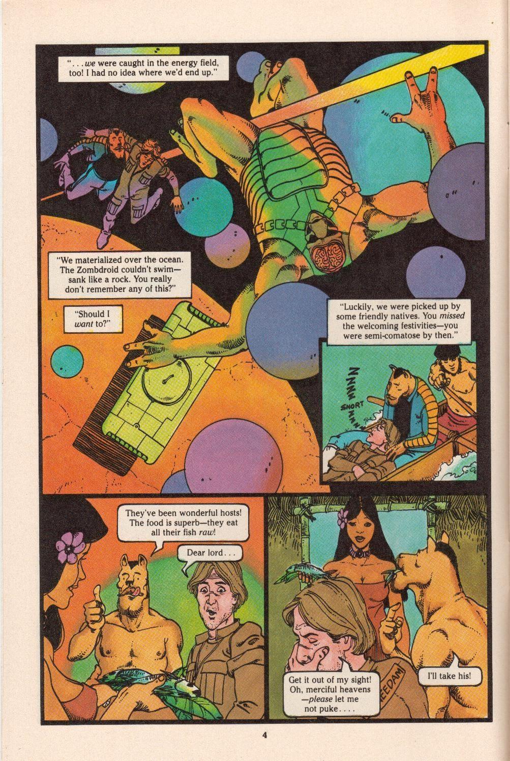 Read online Dalgoda comic -  Issue #4 - 6