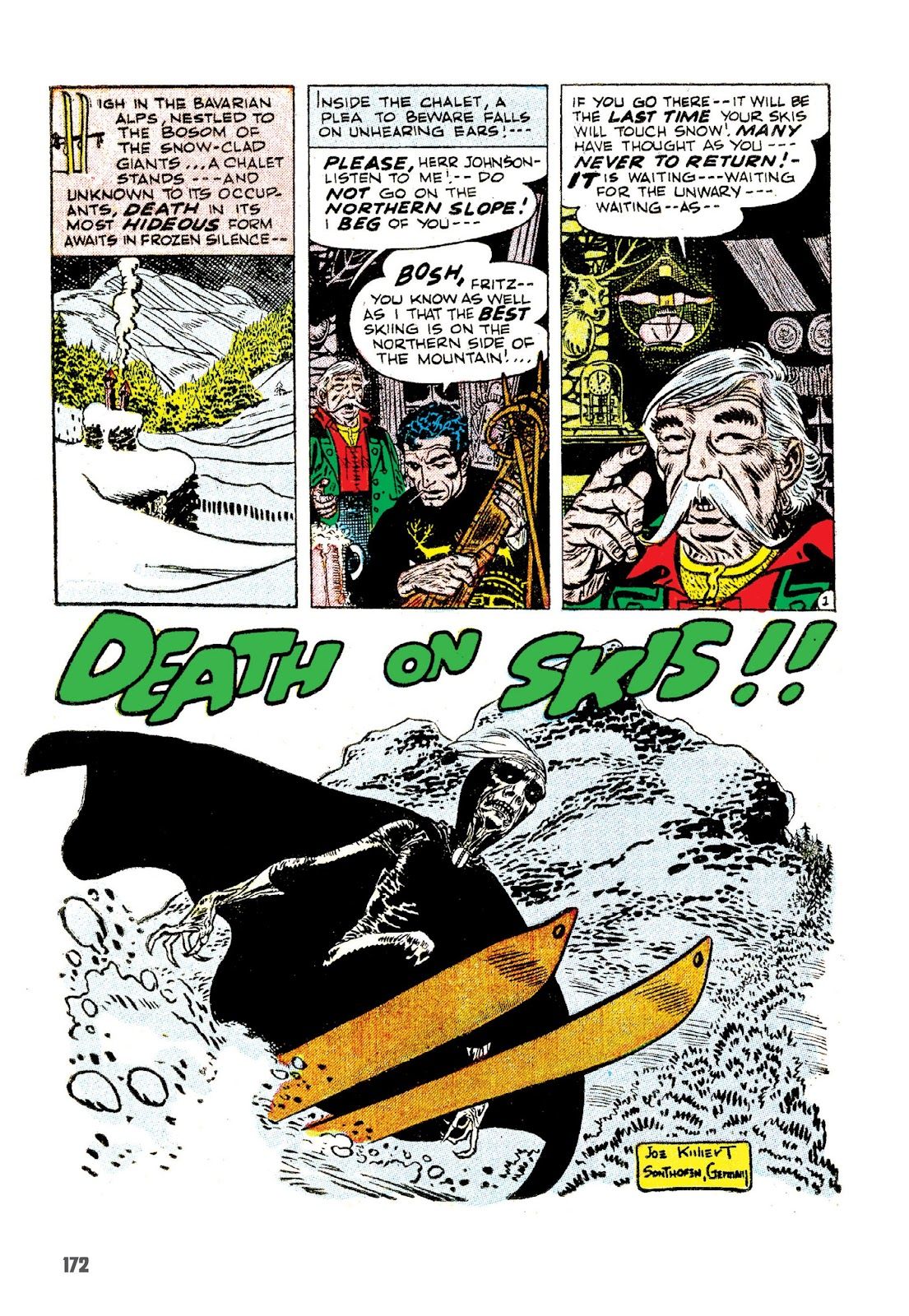 Read online The Joe Kubert Archives comic -  Issue # TPB (Part 2) - 83