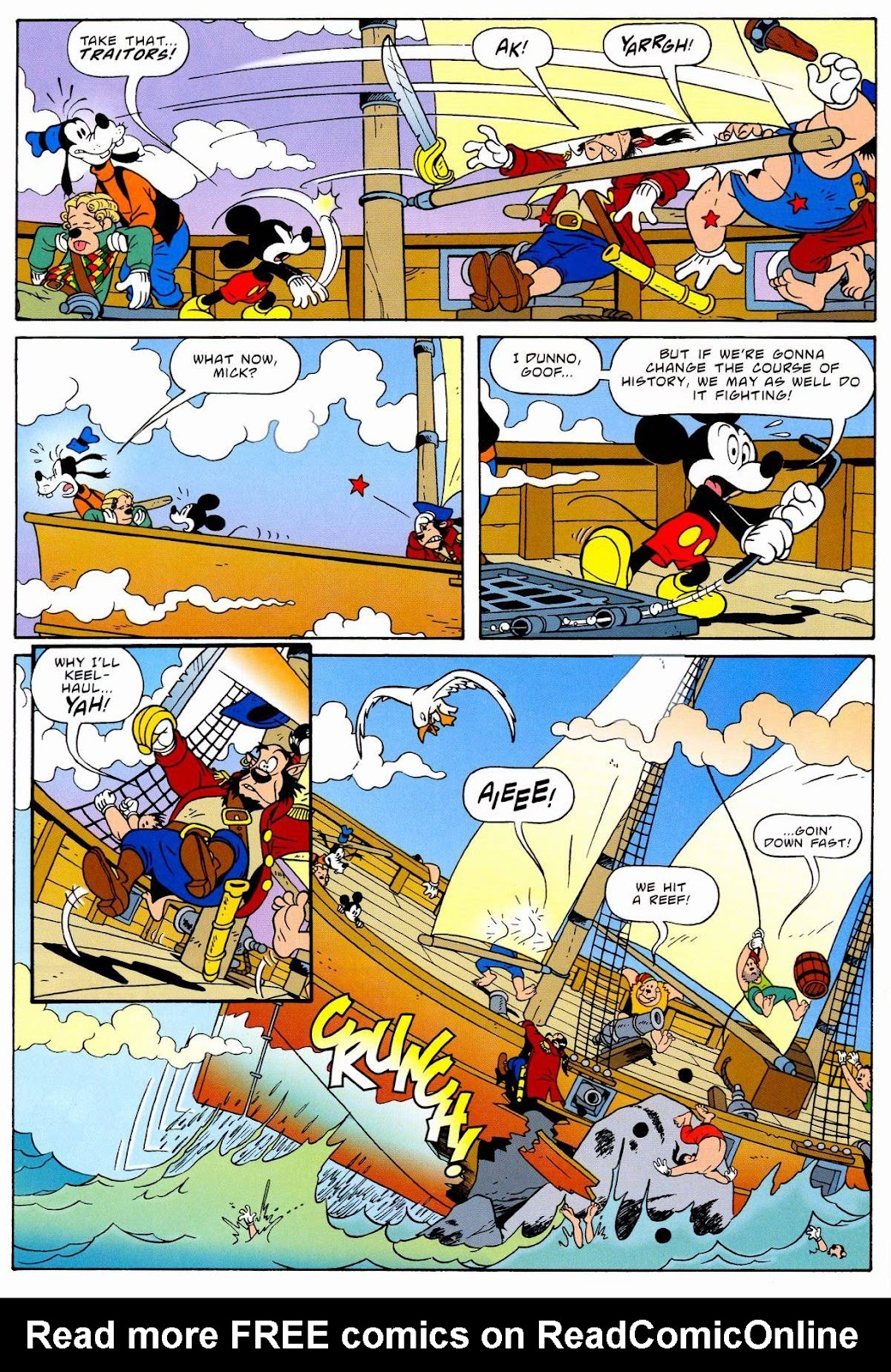 Walt Disney's Comics and Stories issue 641 - Page 20