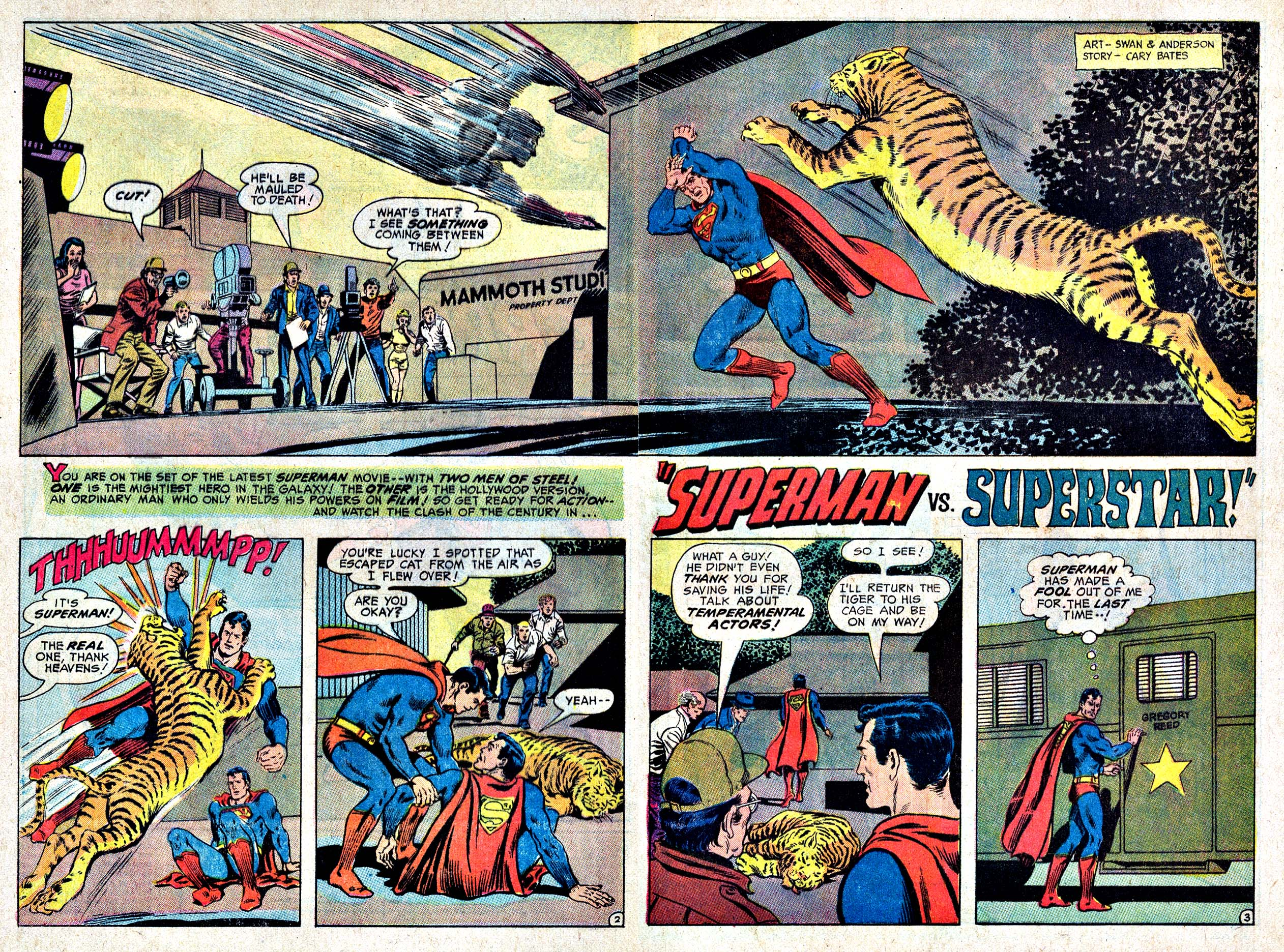 Read online Action Comics (1938) comic -  Issue #414 - 6