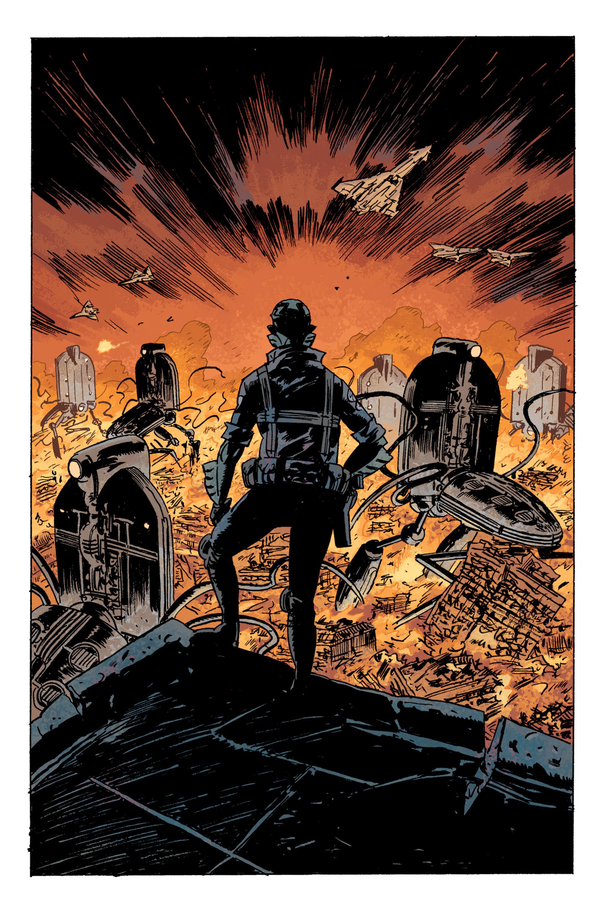 Read online B.P.R.D. (2003) comic -  Issue # TPB 10 - 93