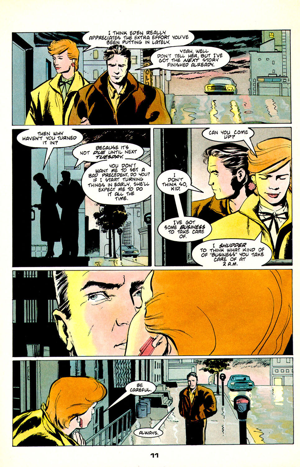 Jon Sable, Freelance issue 54 - Page 13