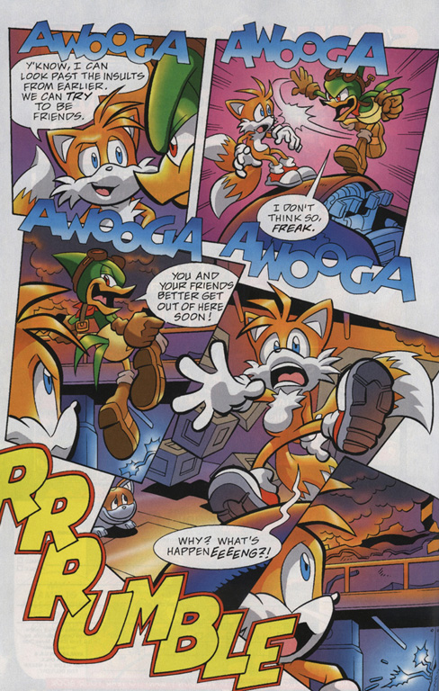 Read online Sonic Universe comic -  Issue #20 - 12