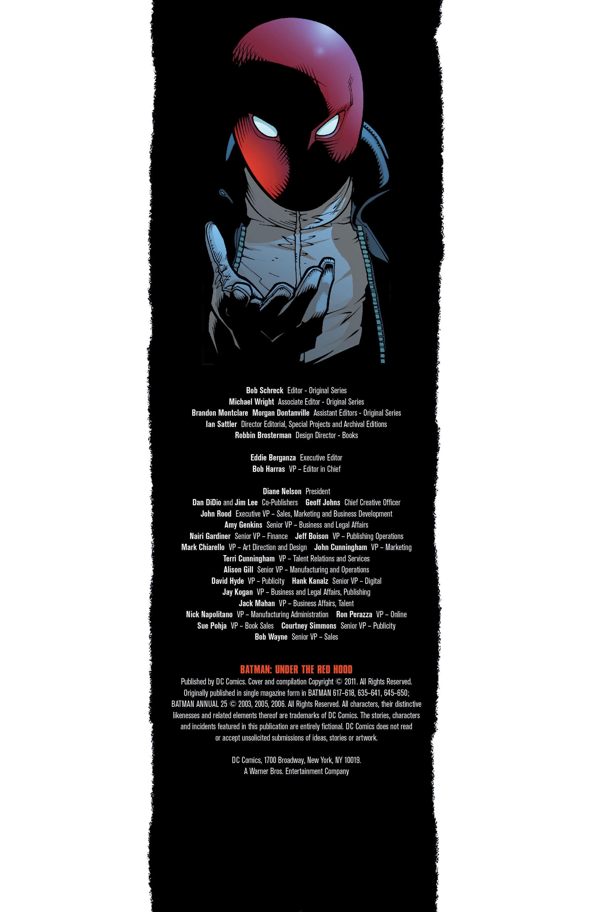 Read online Batman: Under The Red Hood comic -  Issue # Full - 4